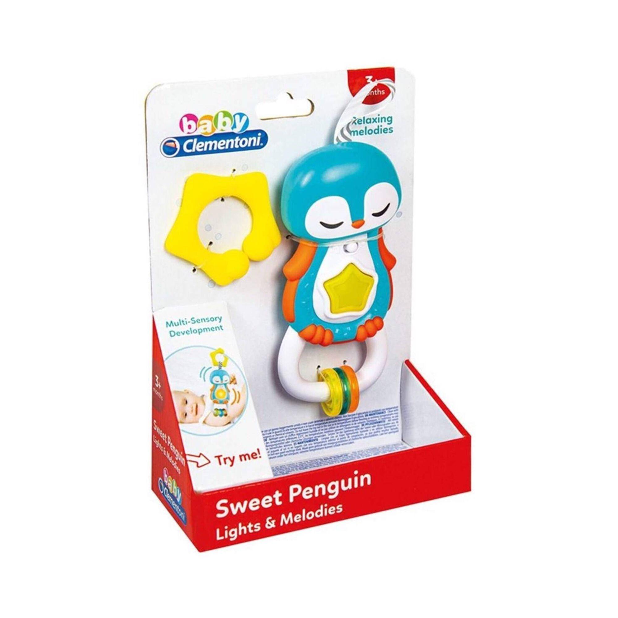 Pinguim Dorminhoco
