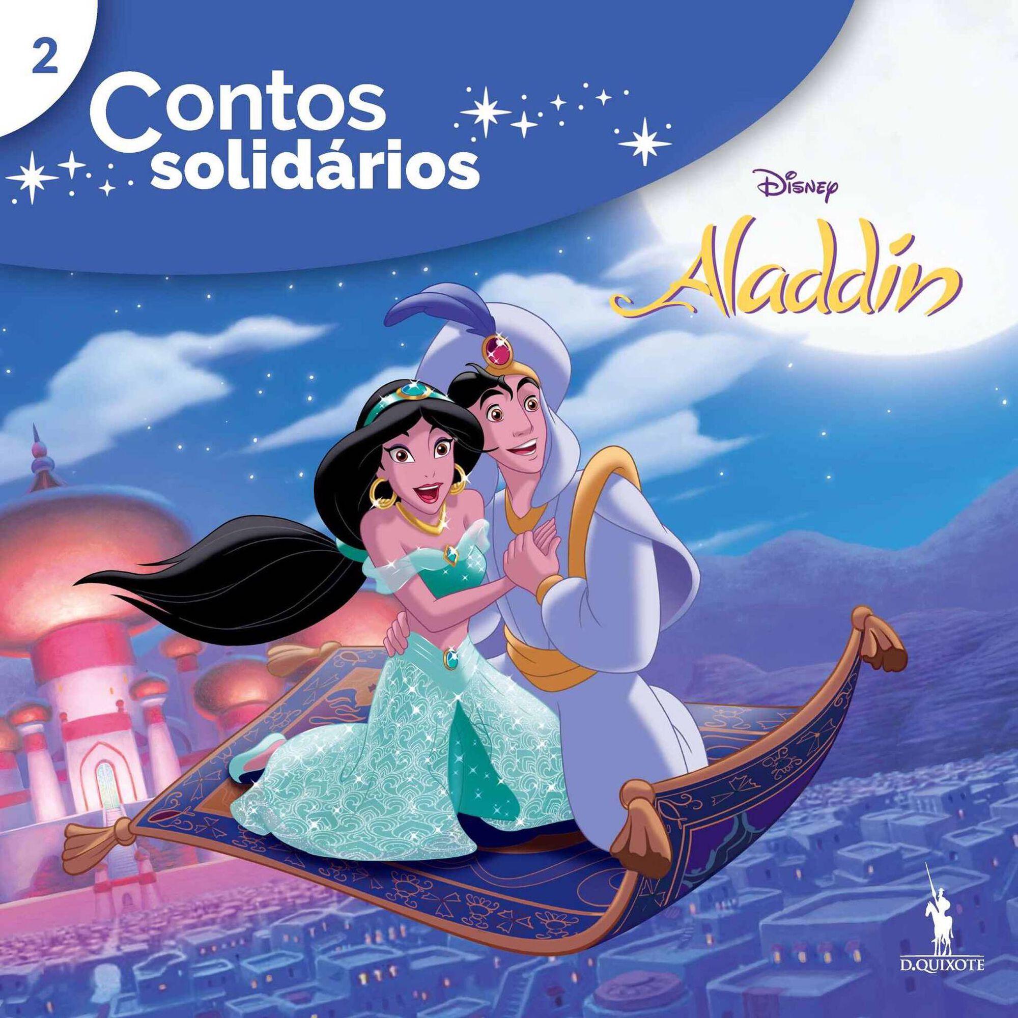 Contos Solidários 2 - Aladdin