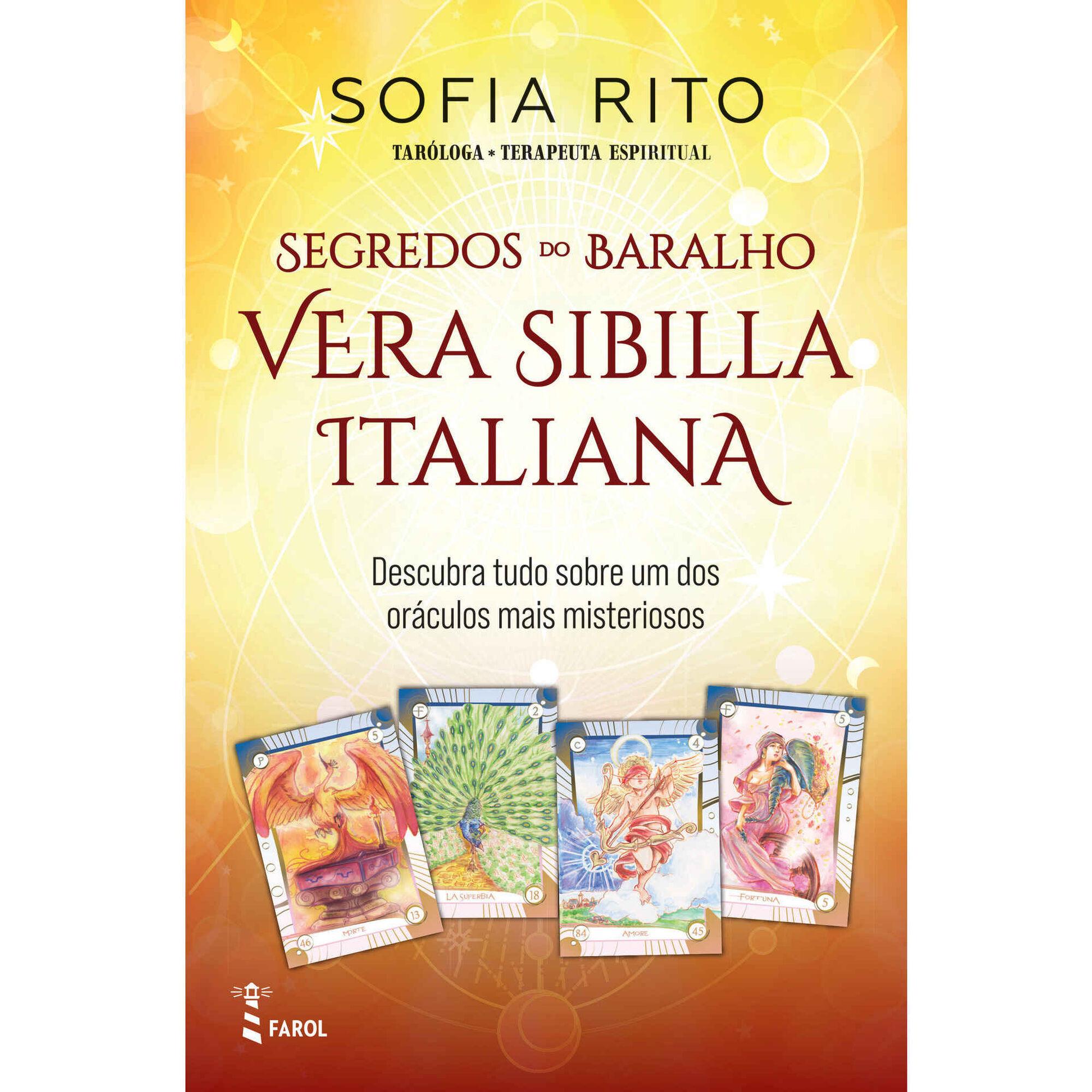 Segredos do Baralho - Vera Sibilla Italiana