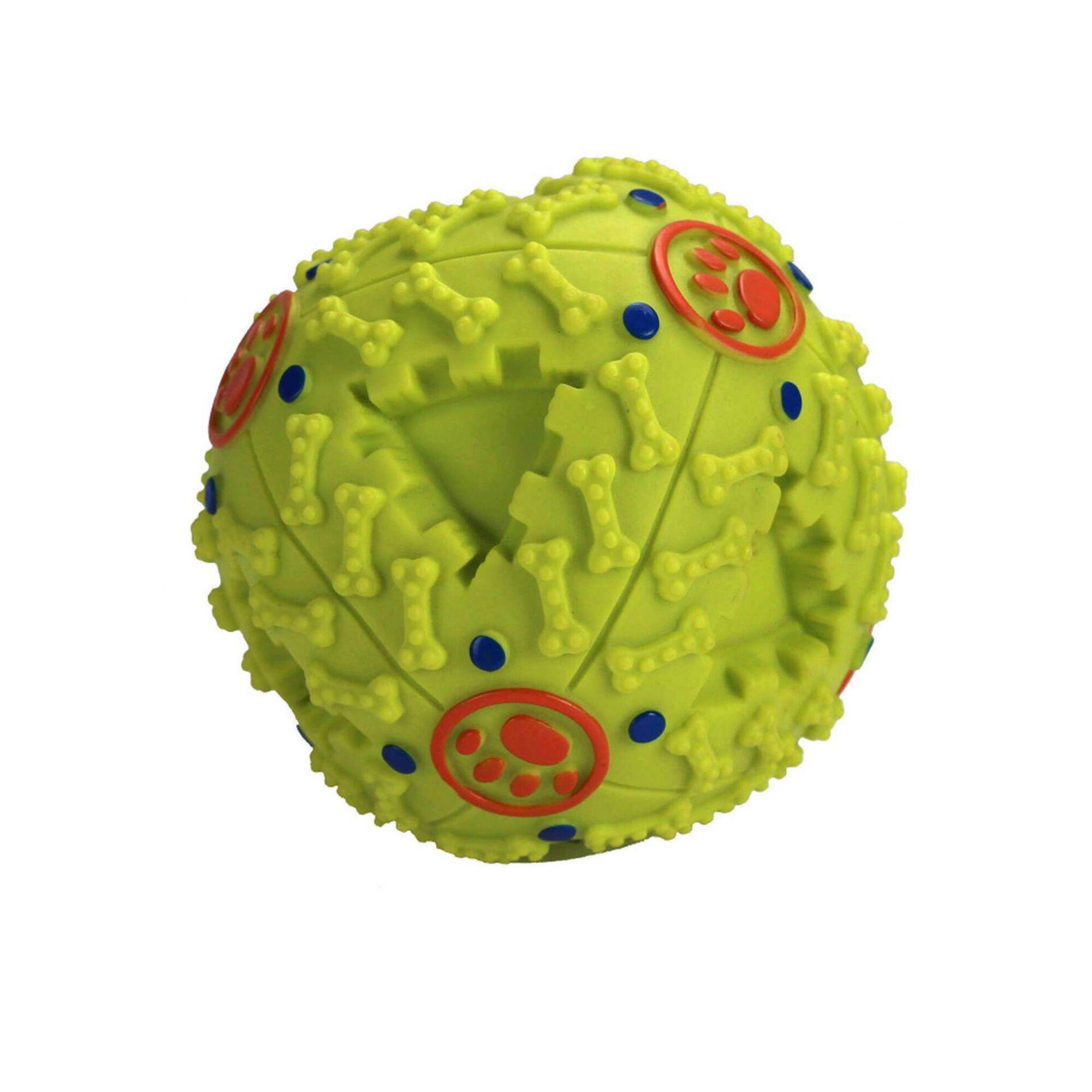 Bola para Cão Snack Giggle 7 cm