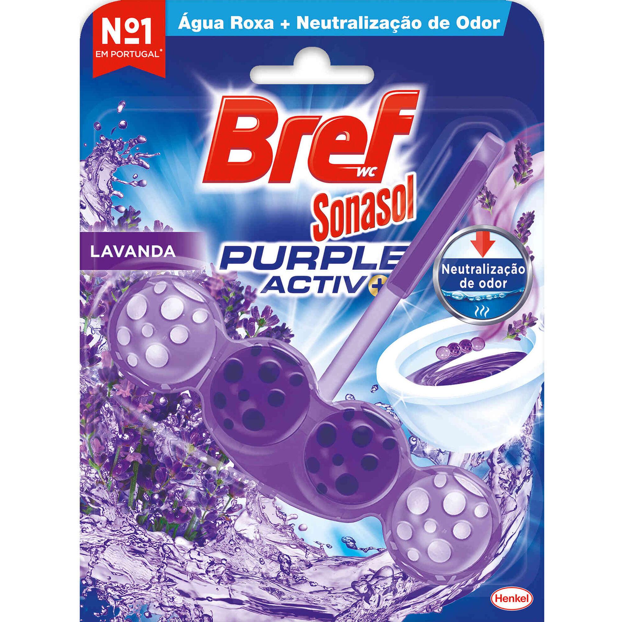 Bloco Sanitário Purple Active Lavanda, , hi-res