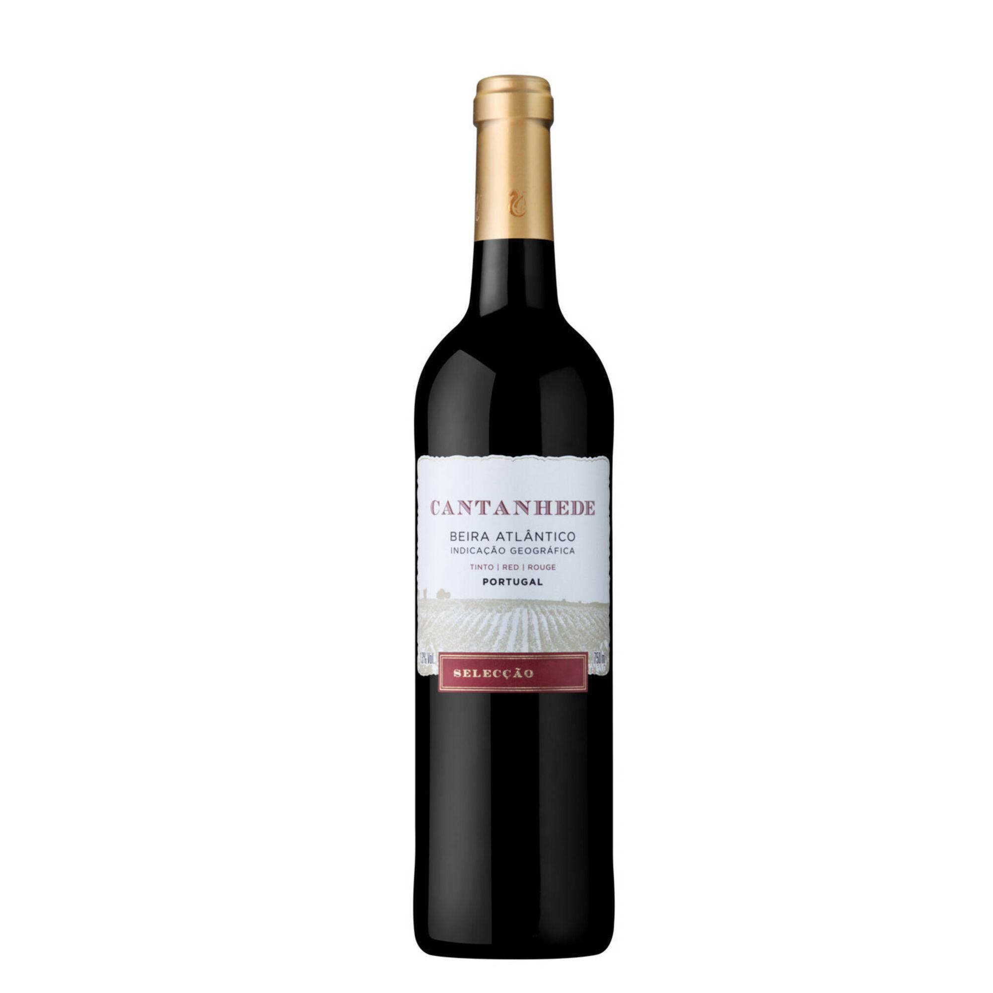 Cantanhede Seleção Regional Beira Atlântico Vinho Tinto