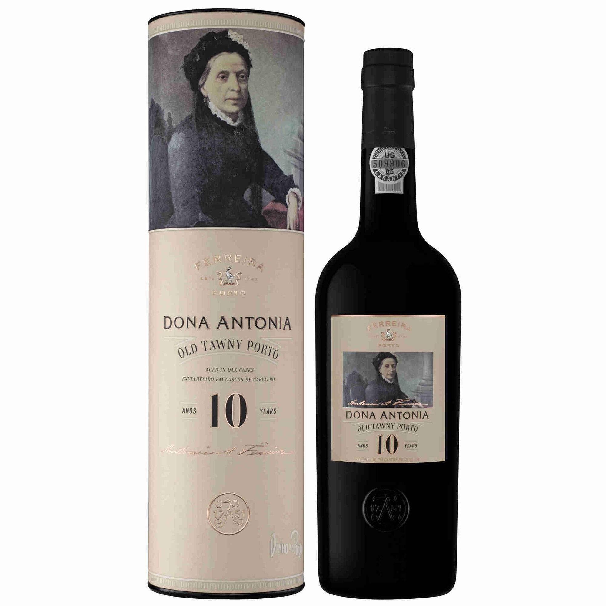 Ferreira Dona Antónia Vinho do Porto Old Tawny 10 Anos