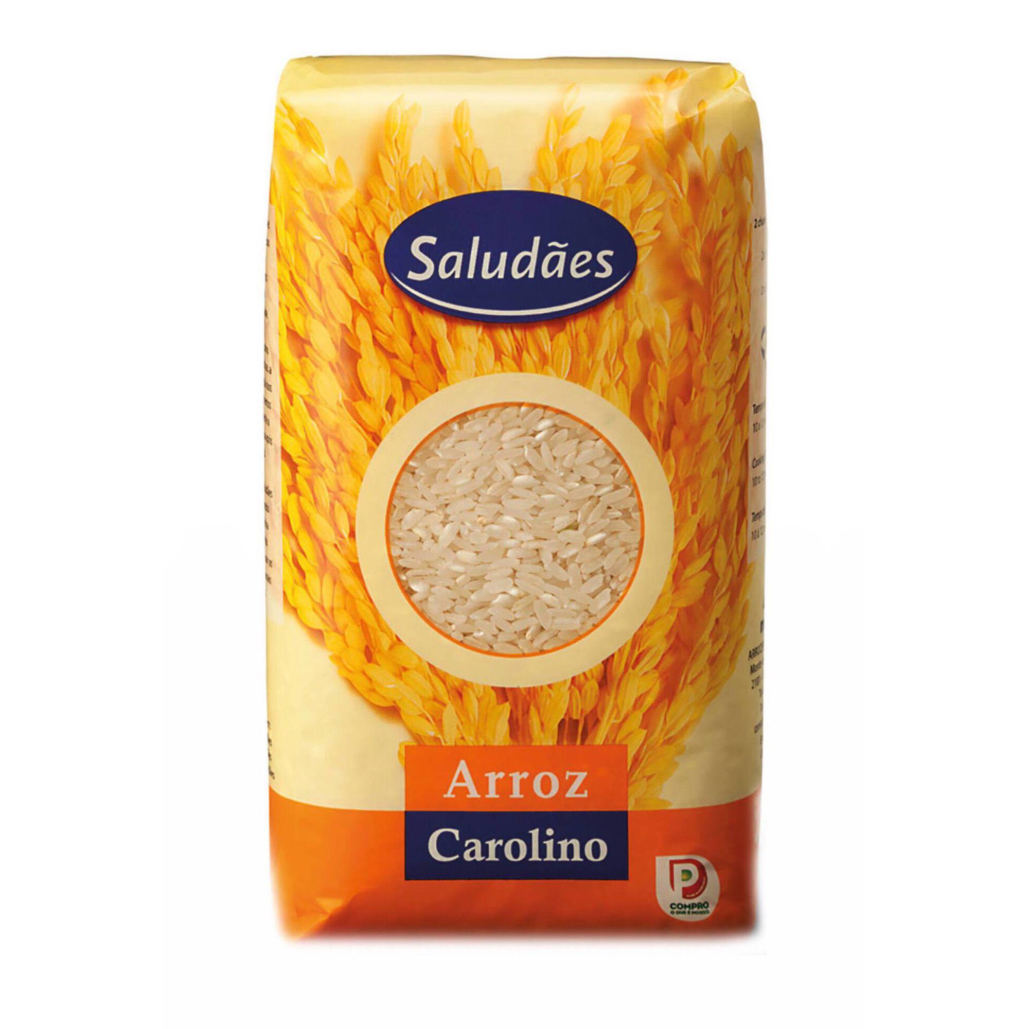 Arroz Carolino Extra Longo