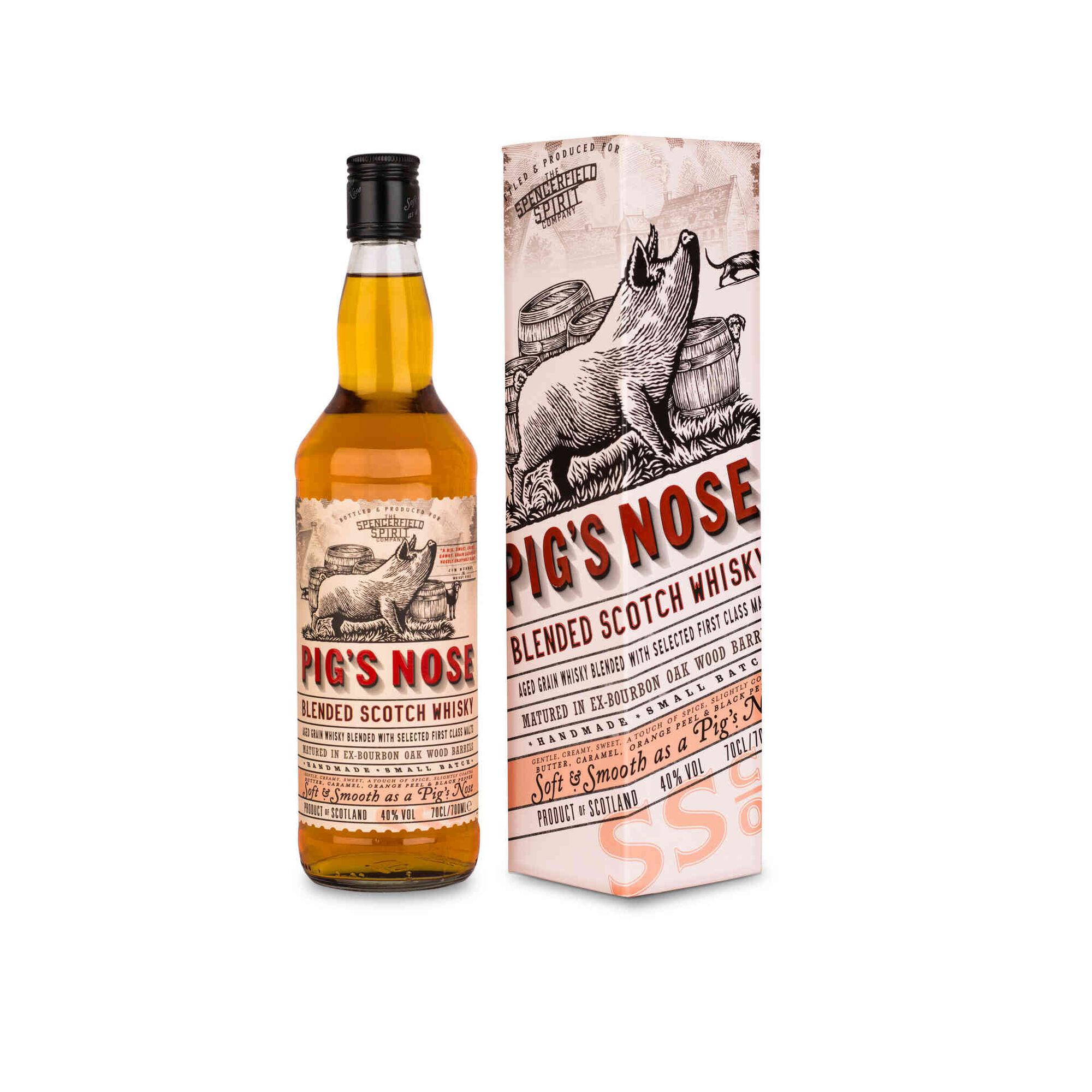 Whisky Pig's Nose Blended