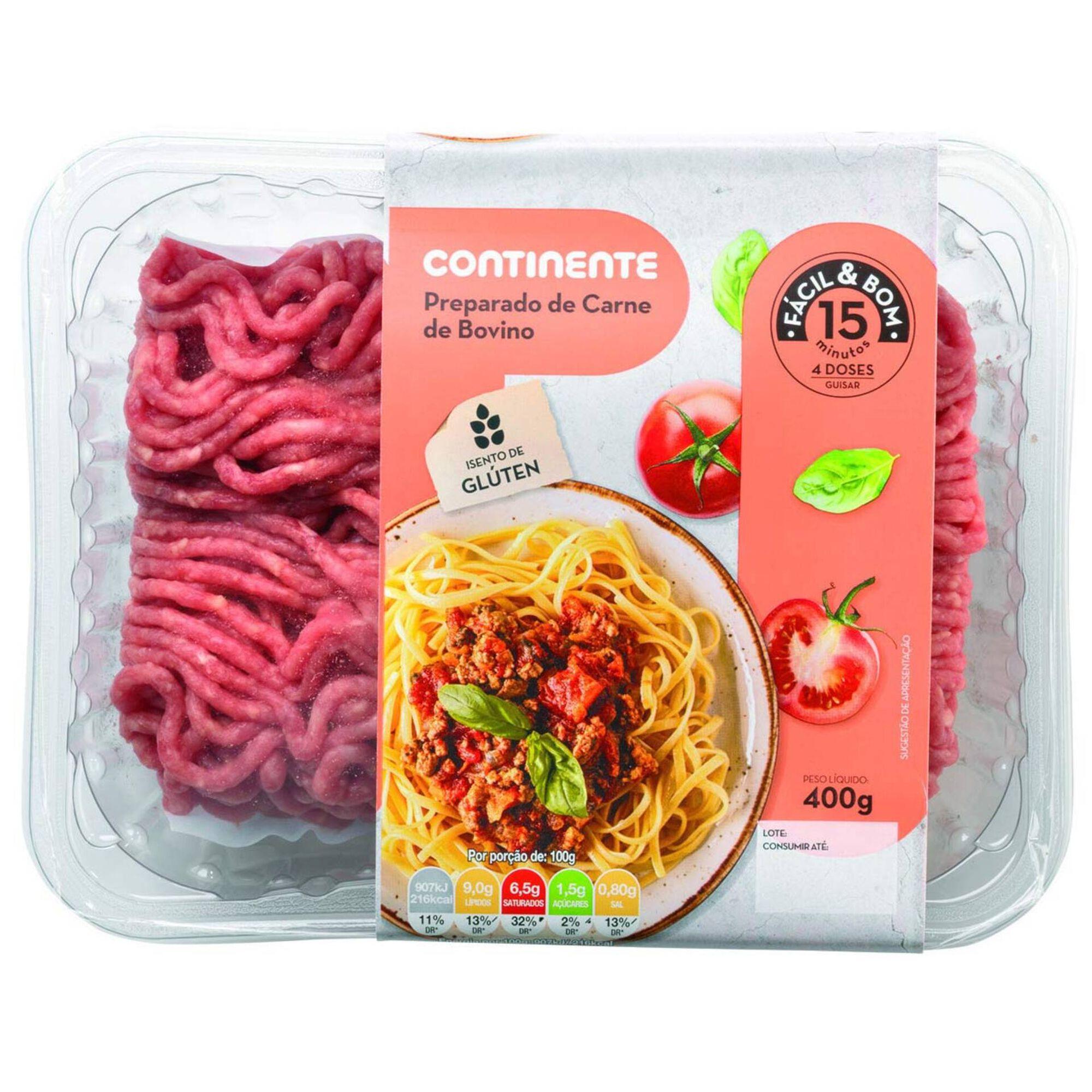 Carne Picada de Bovino