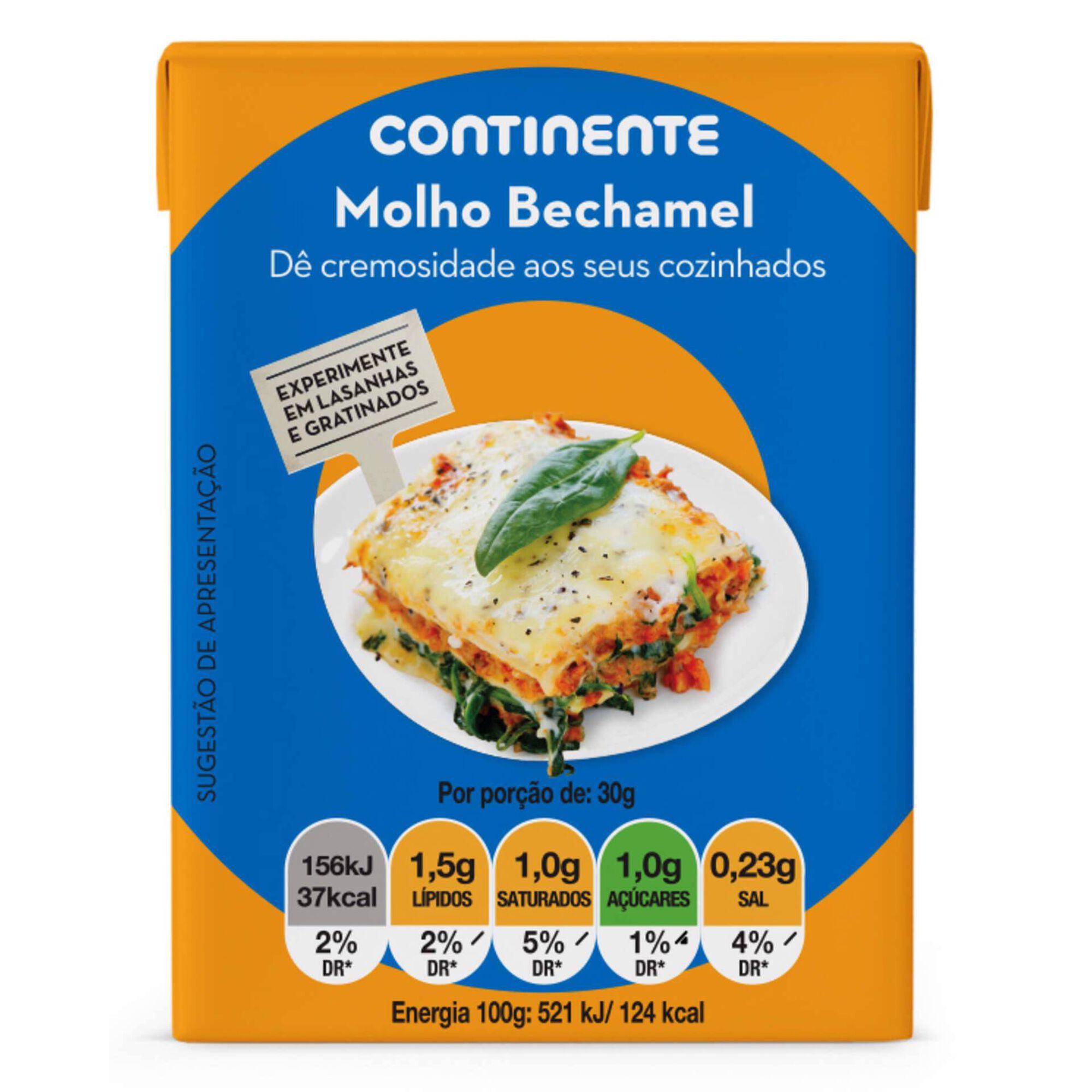 Molho Bechamel