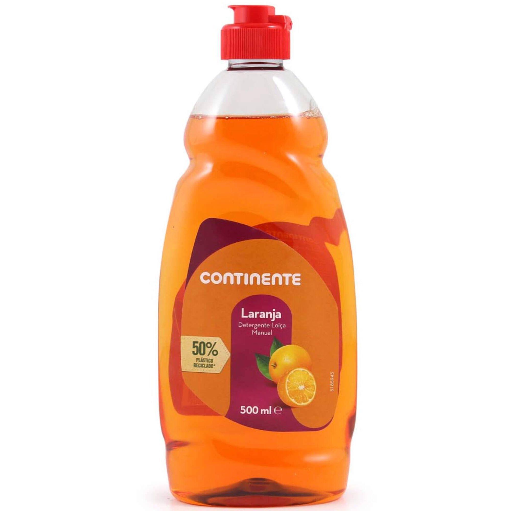 Detergente Manual Loiça Concentrado Laranja