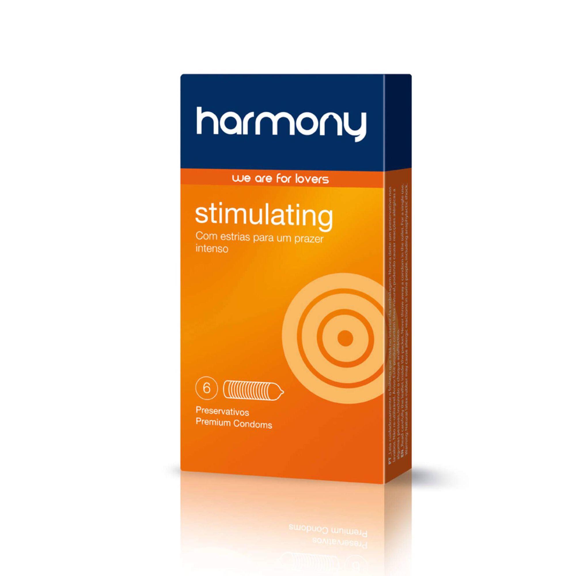 Preservativos Stimulating