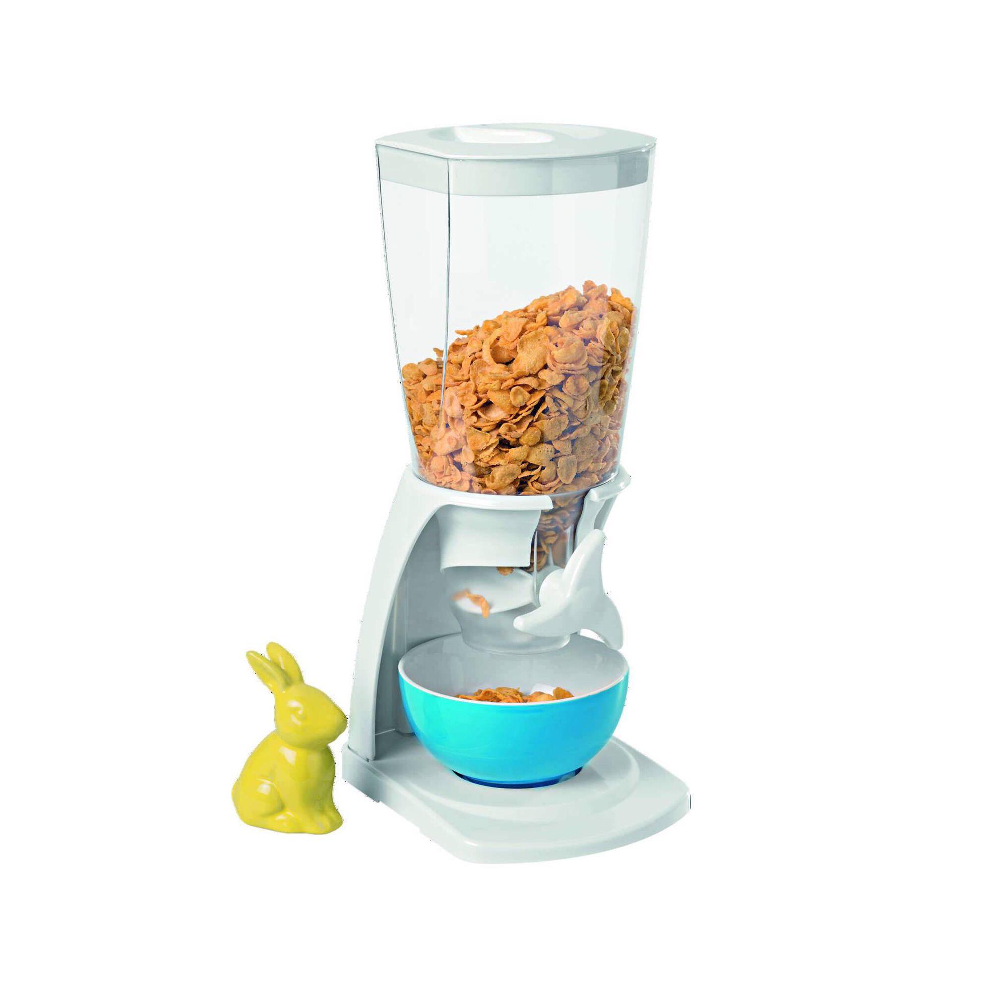 Dispensador Cereais Plástico 1,7L B&W (várias cores)