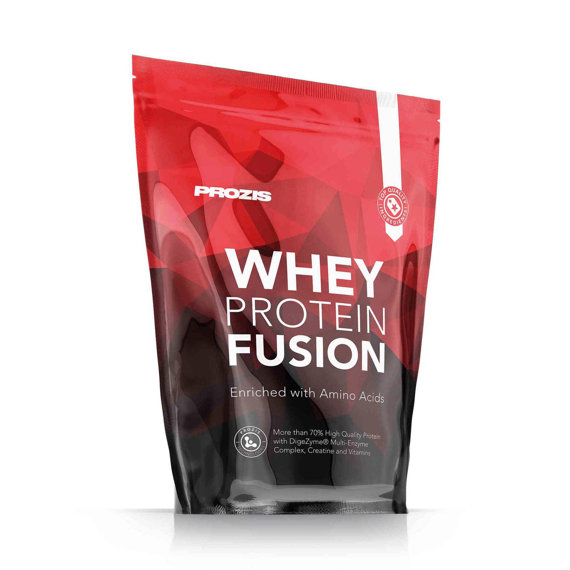 Proteína Whey Fusion Morango Biológica