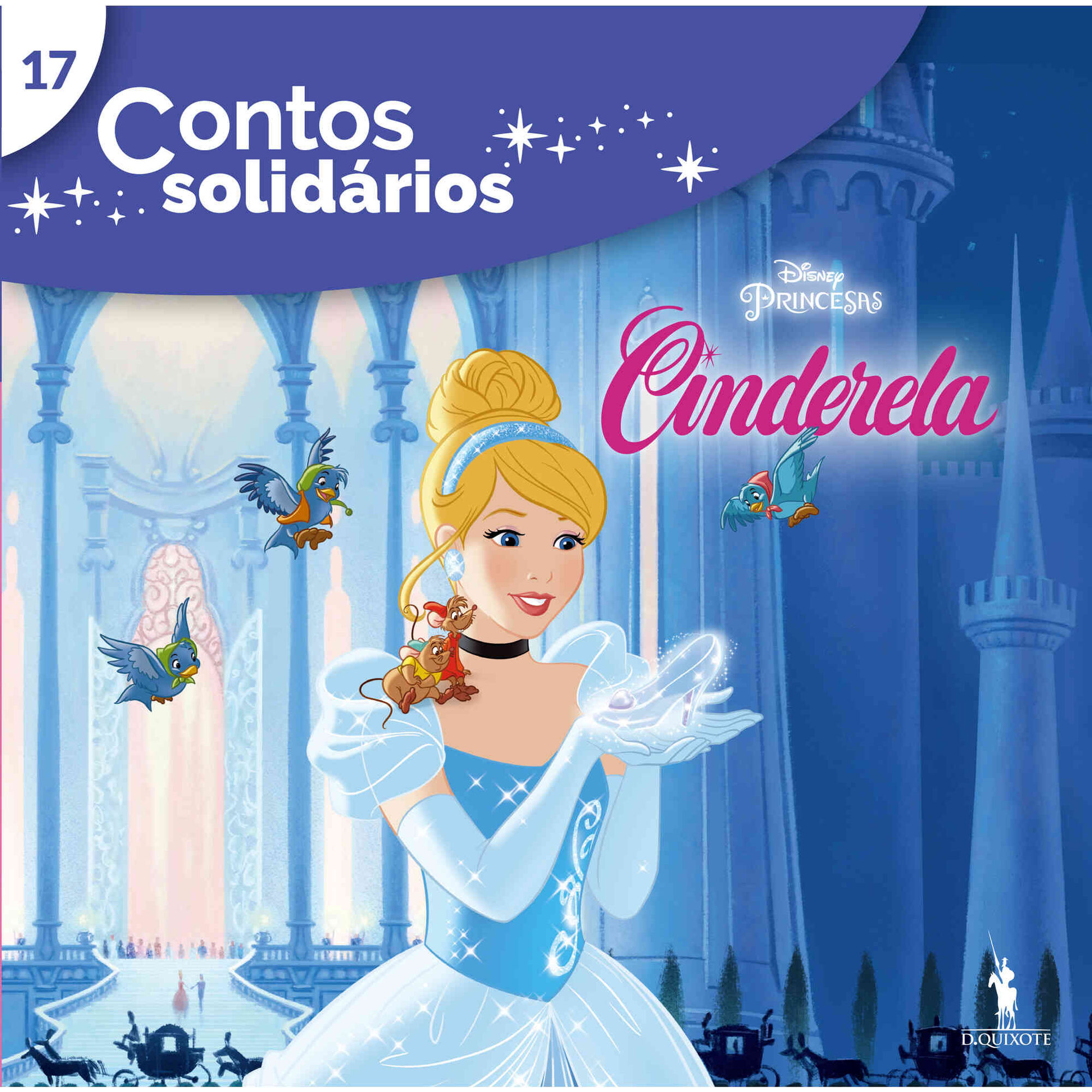 Contos Solidários 17 - Cinderela