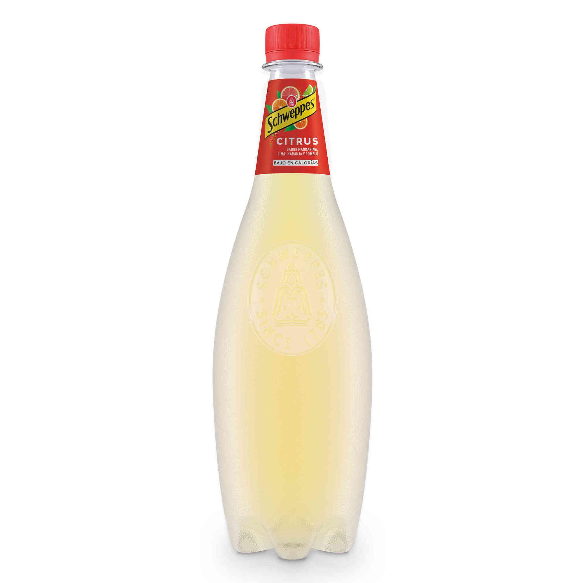 Refrigerante com Gás Citrus