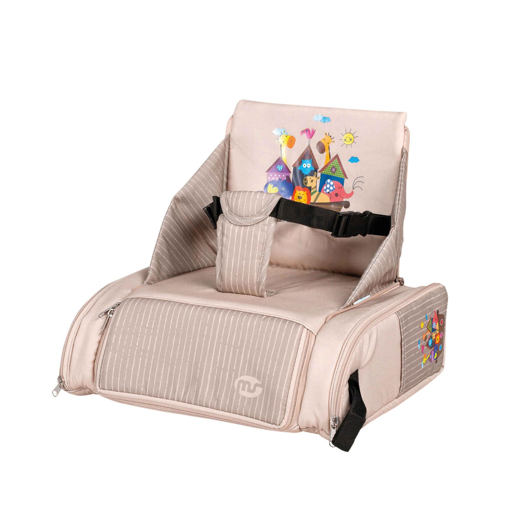 Assento de Refeição Convertível Booster Bag