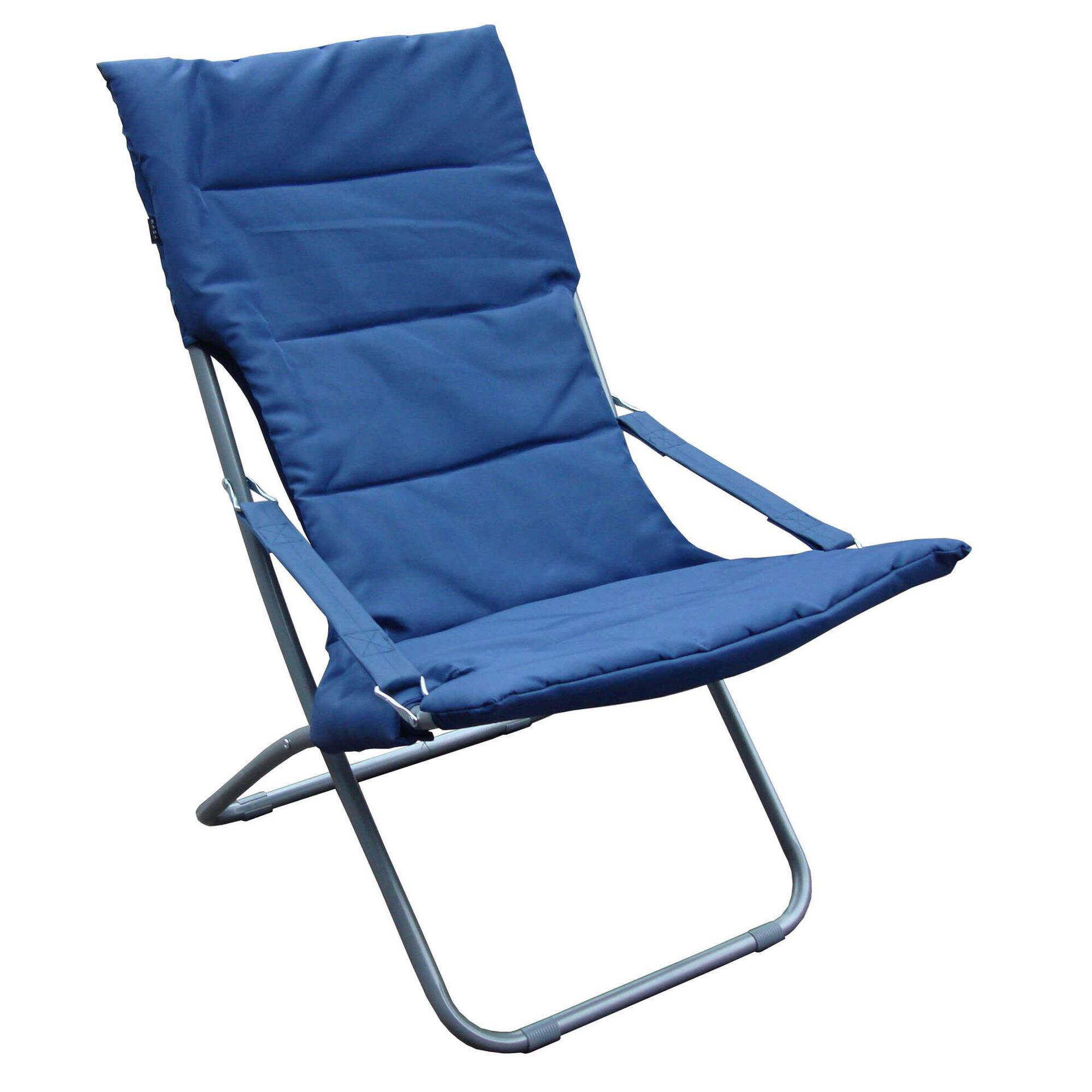 Cadeira Acolchoada Habana Malibu