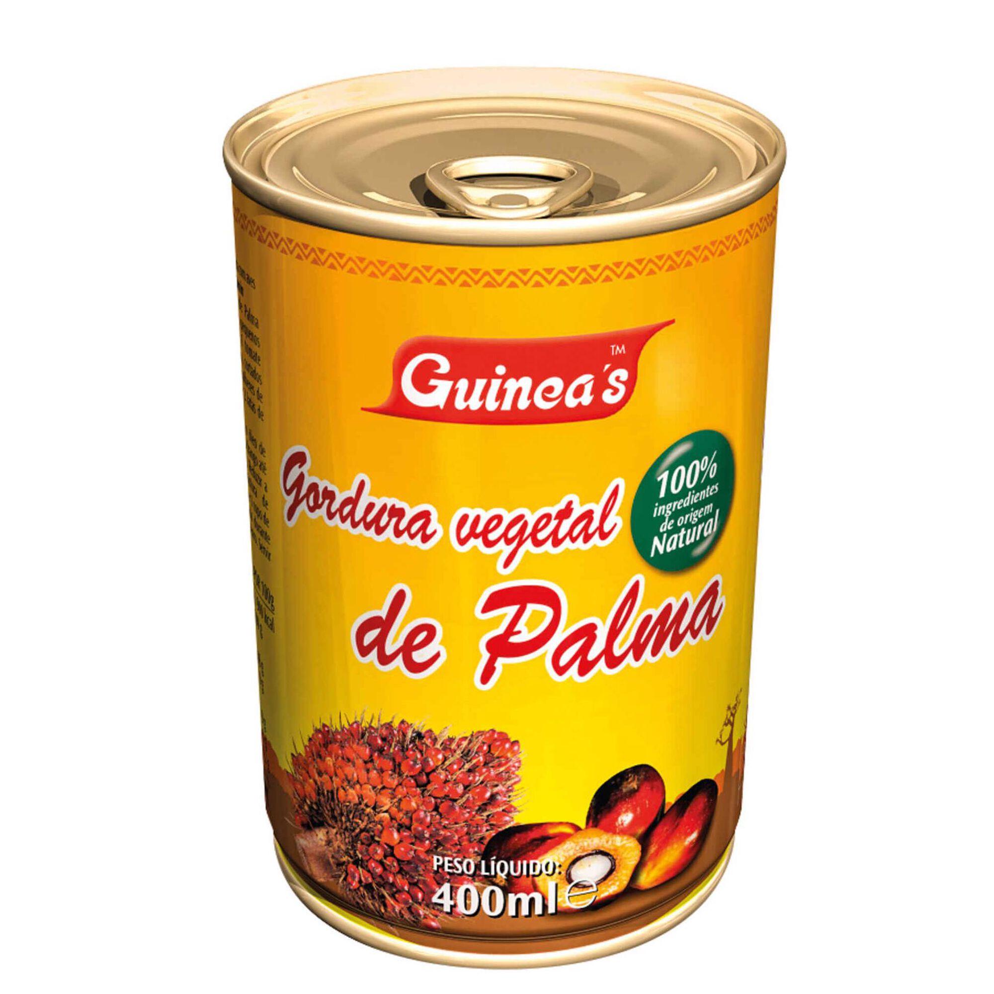 Gordura Vegetal de Palma