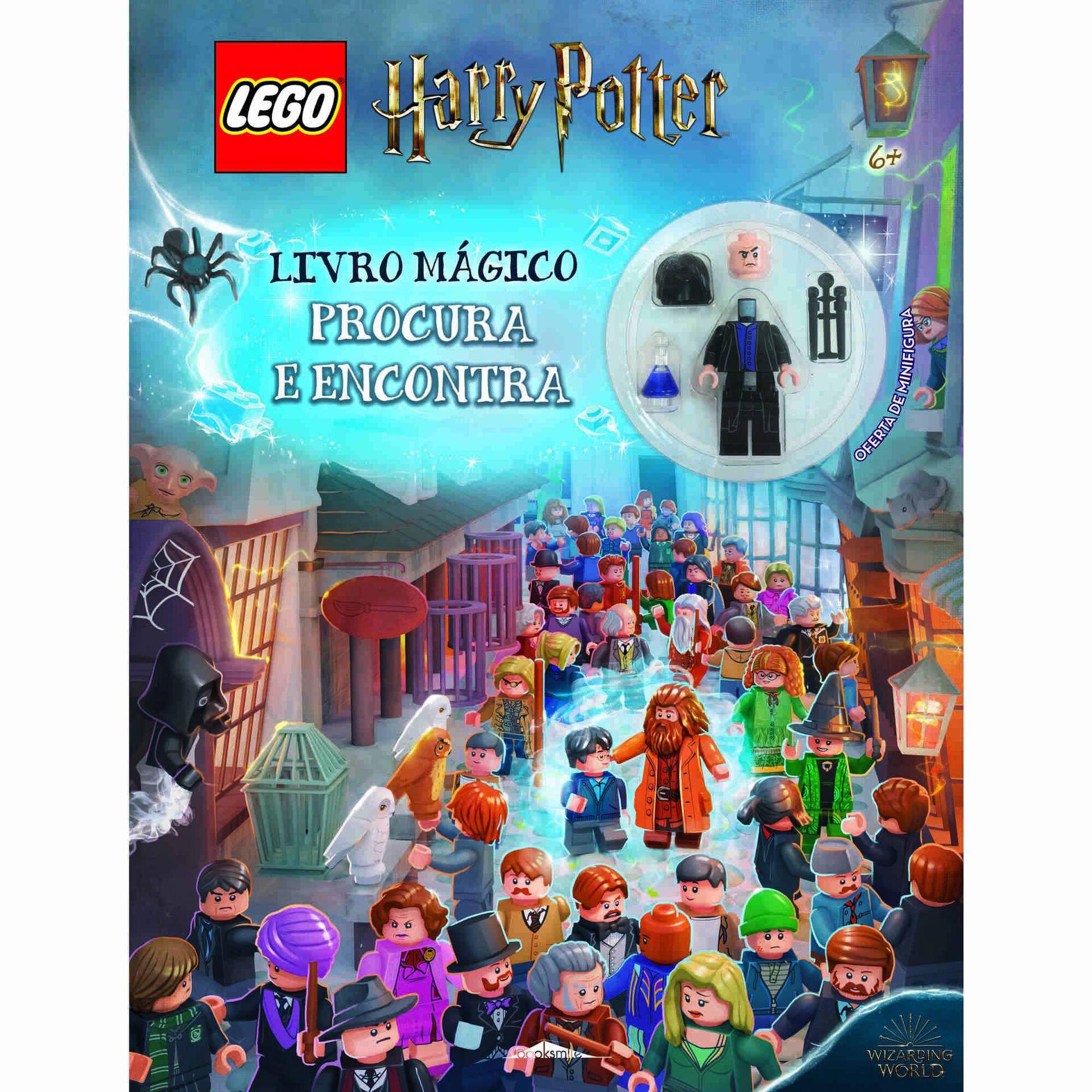LEGO Harry Potter - Livro Mágico Procura e Encontra