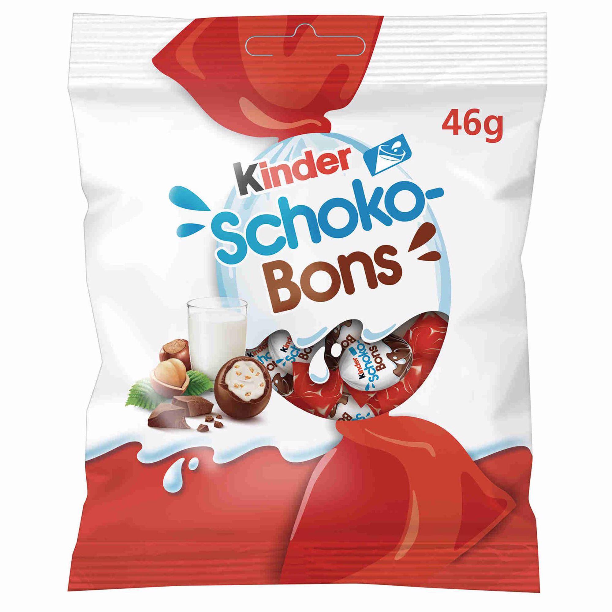 Bombons de Chocolate Schoko-Bons