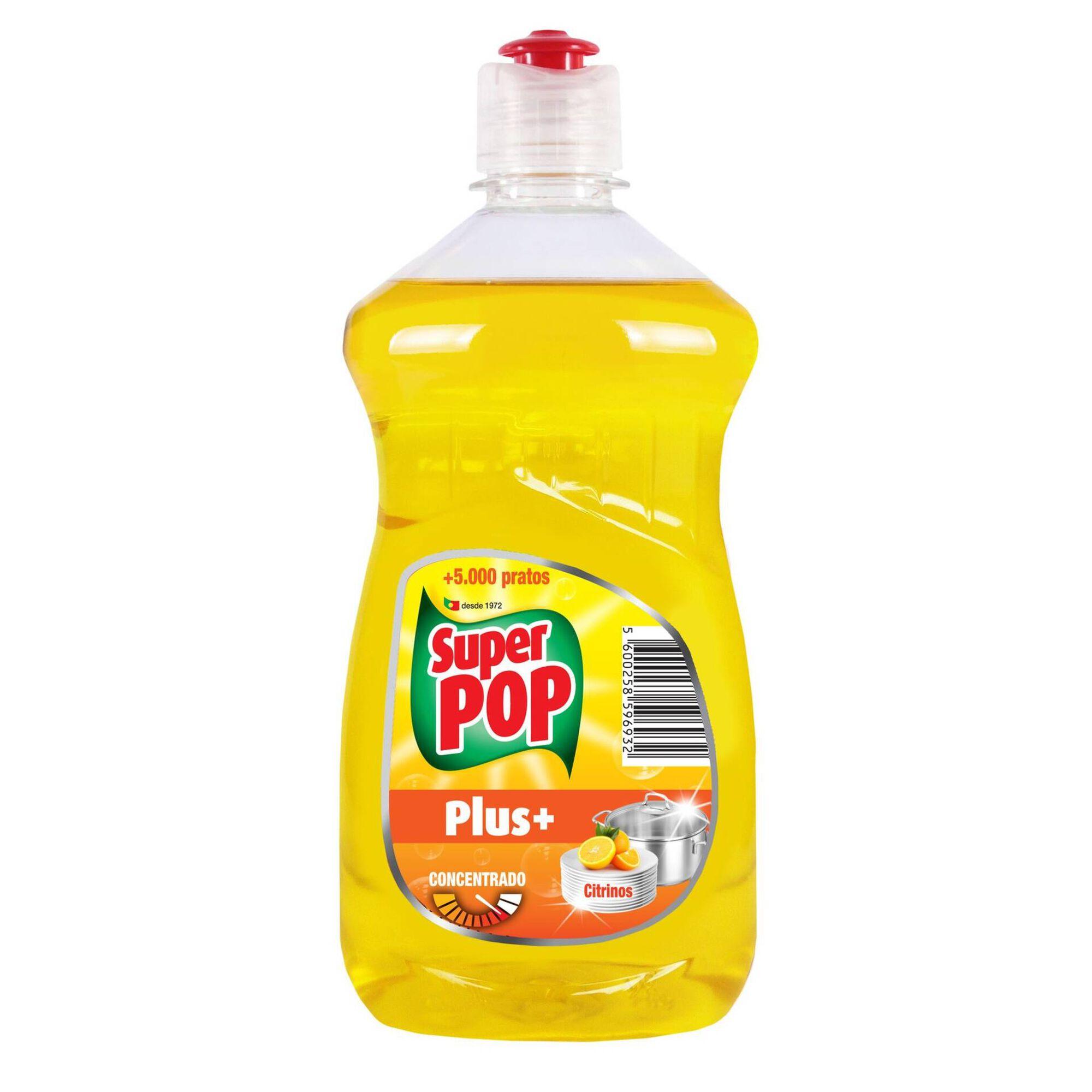 Detergente Manual Loiça Citrinos