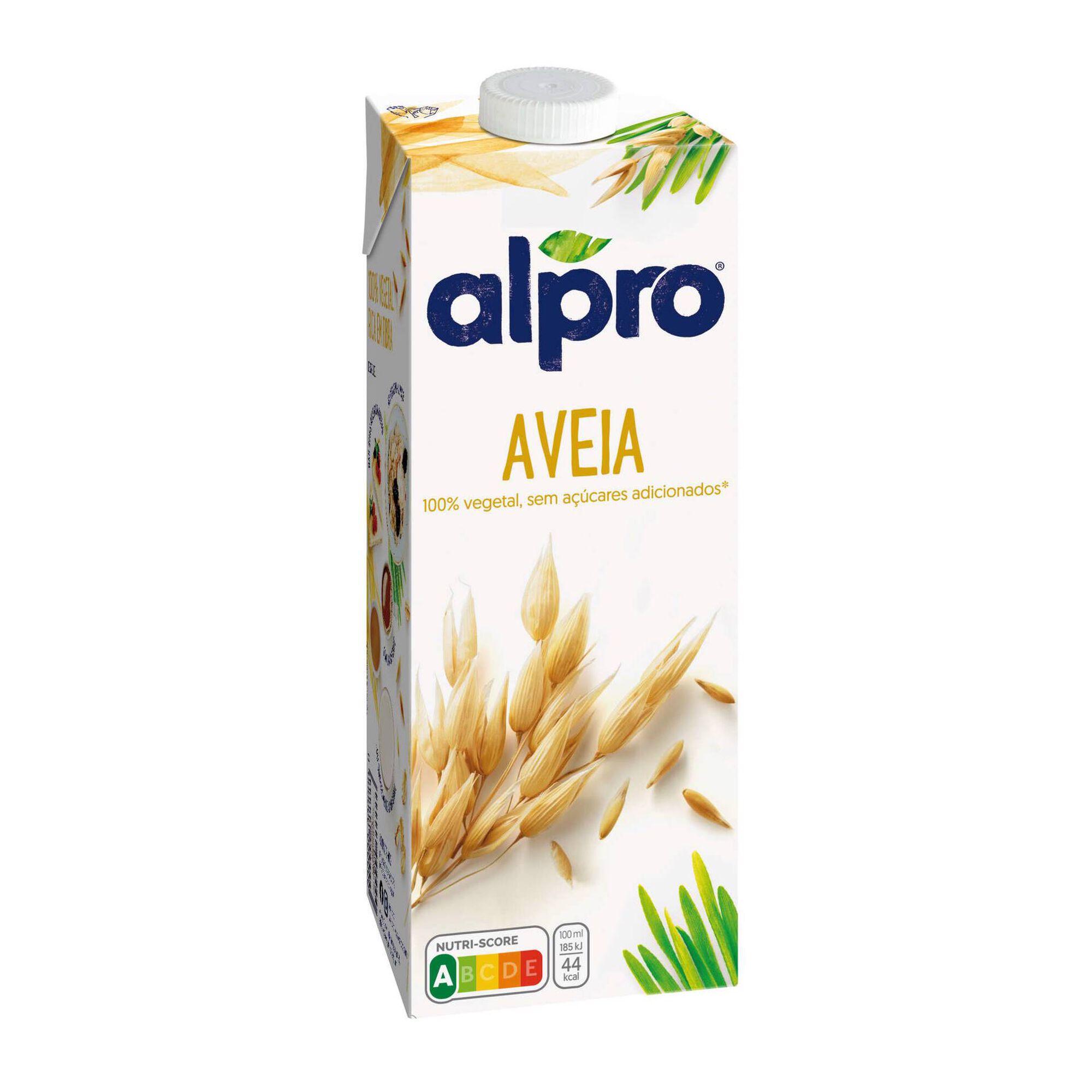 Bebida Vegetal de Aveia sem Lactose