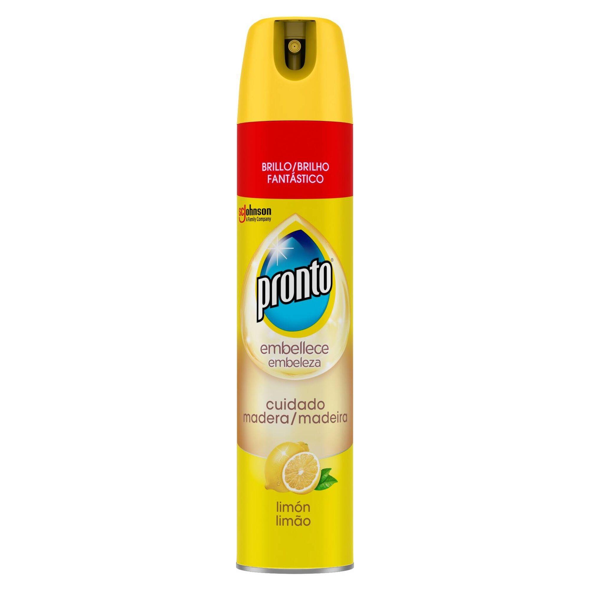 Limpa Móveis Spray Limão