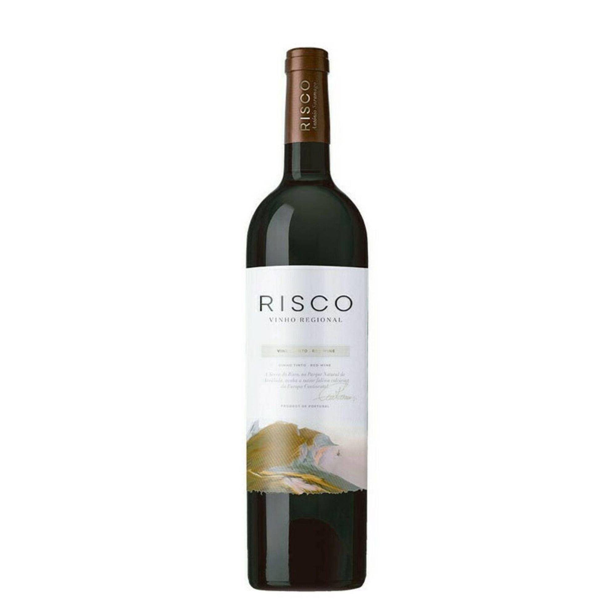Risco Regional Península de Setúbal Vinho Tinto
