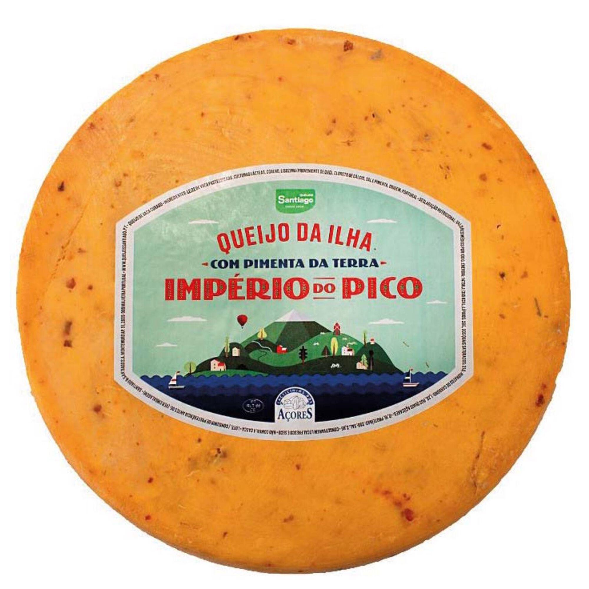 Queijo Ilha Império do Pico Roda
