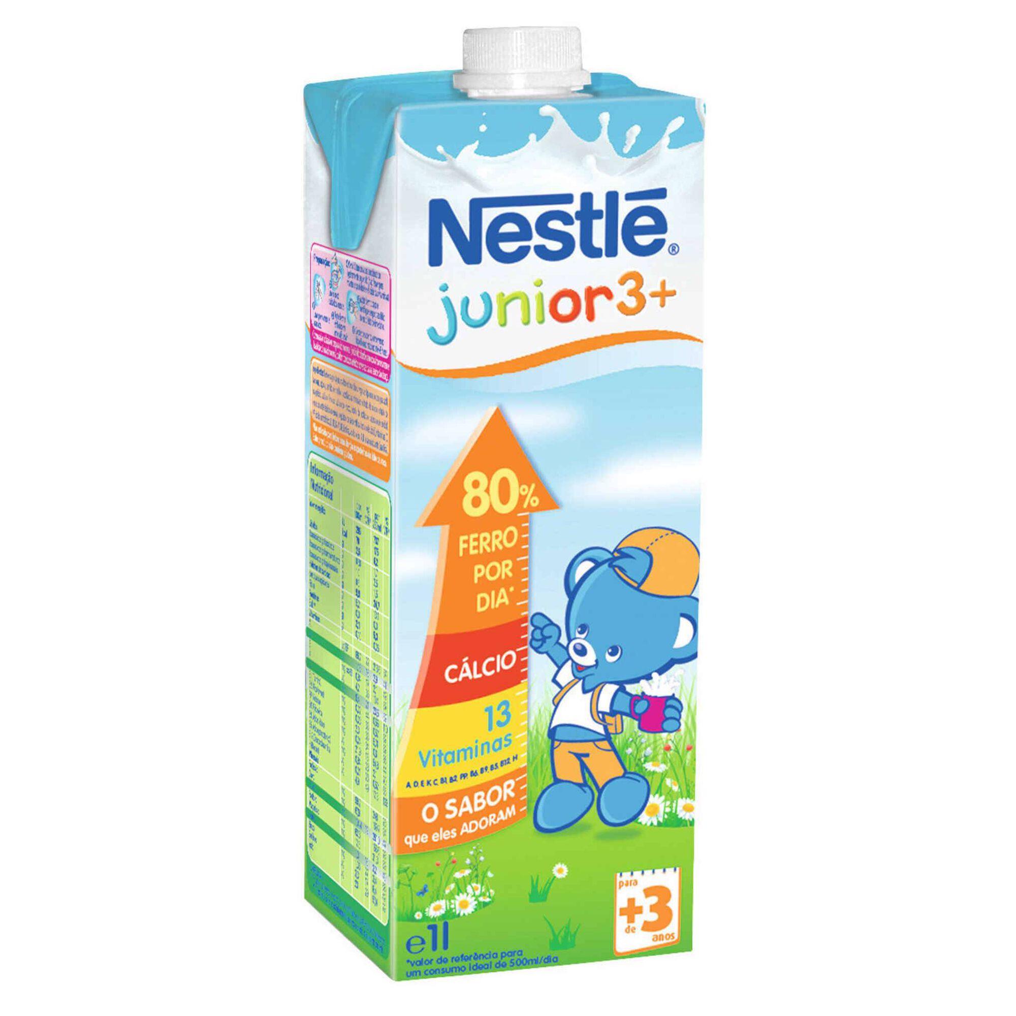 Bebida Láctea Junior +3