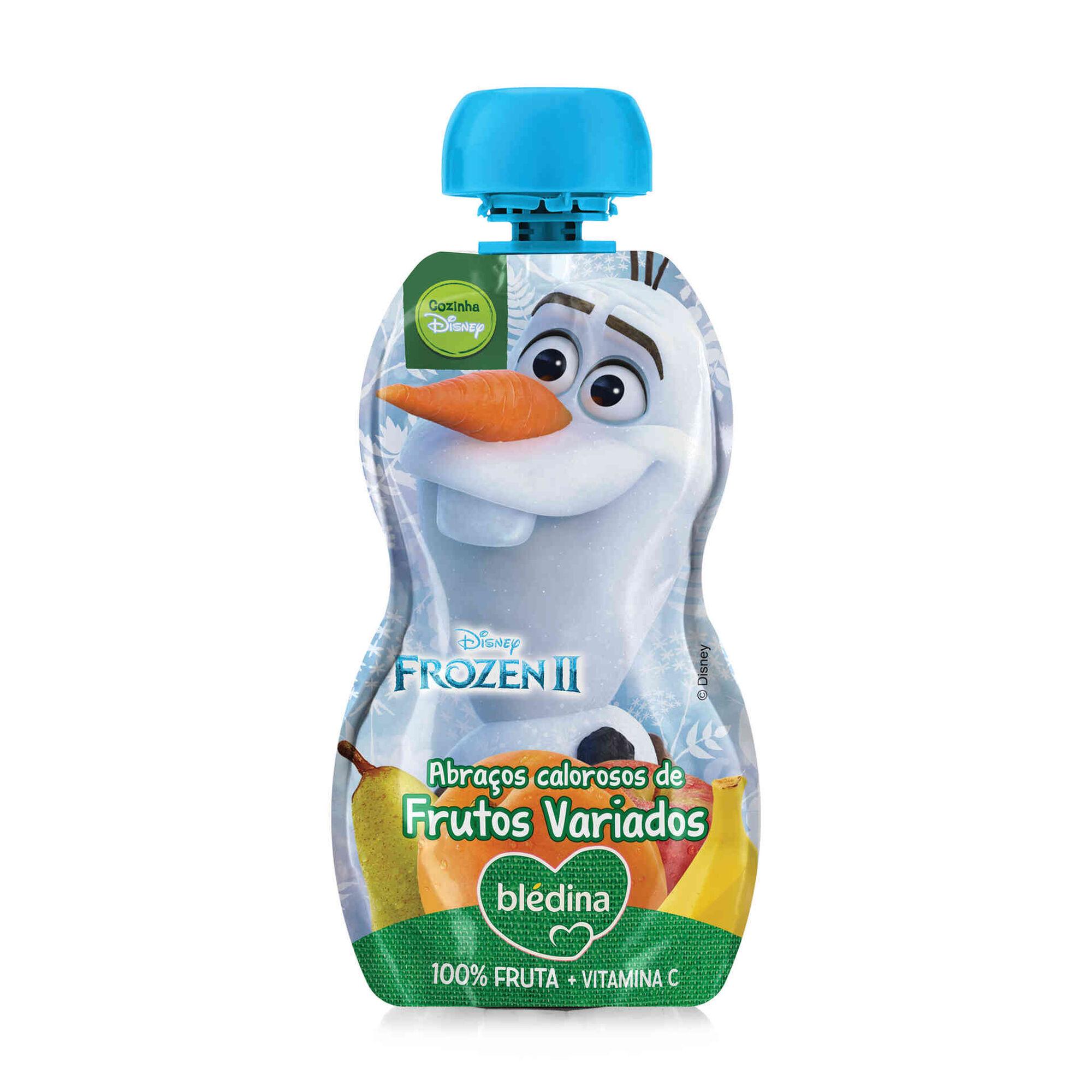 Saqueta de Frutos Variados Disney Frozen, , hi-res