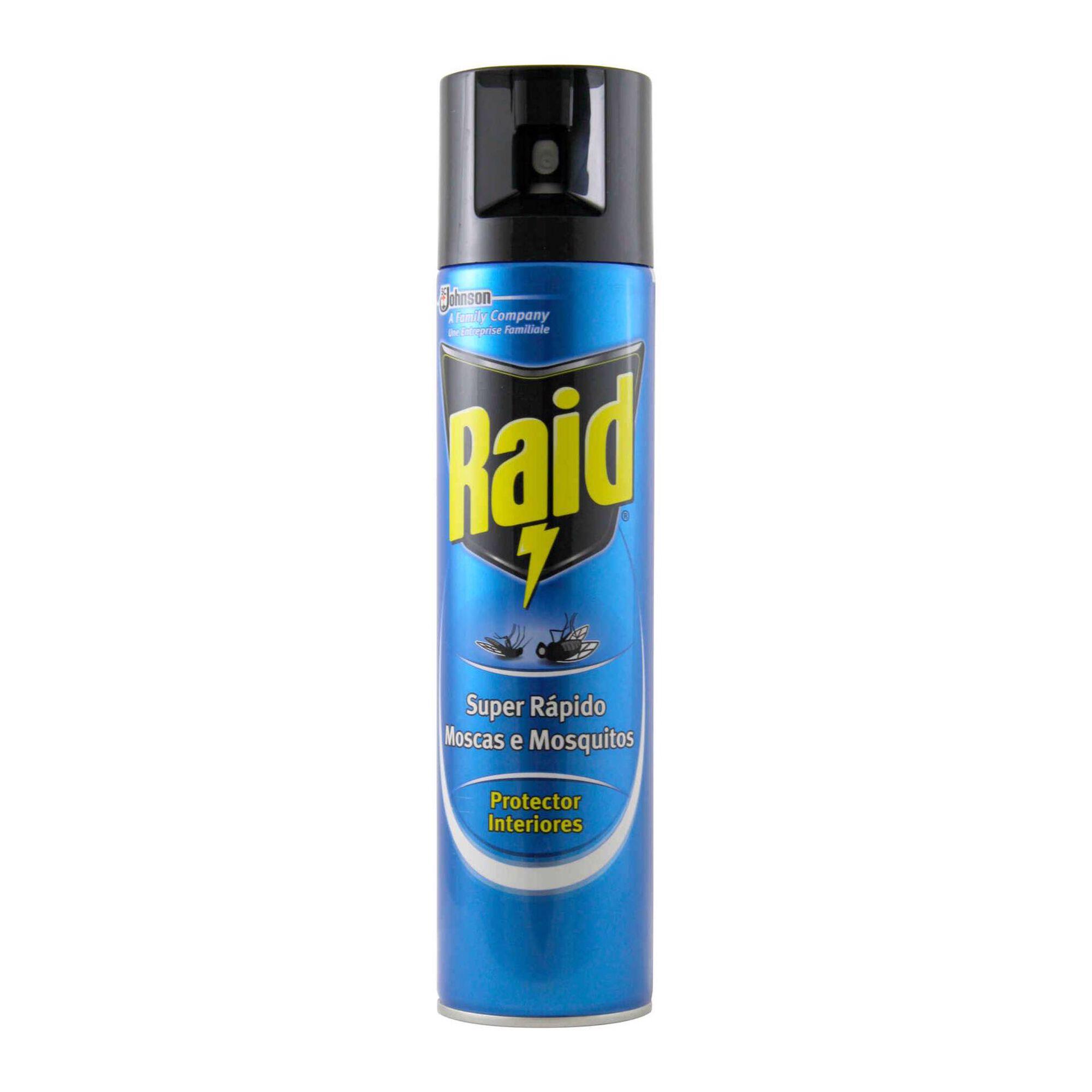 Inseticida Spray Moscas e Mosquitos