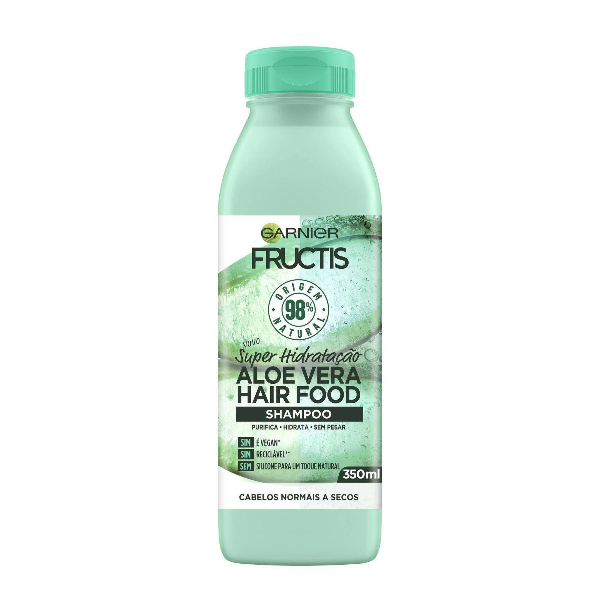 Champô Fructis Hair Food Aloe Vera