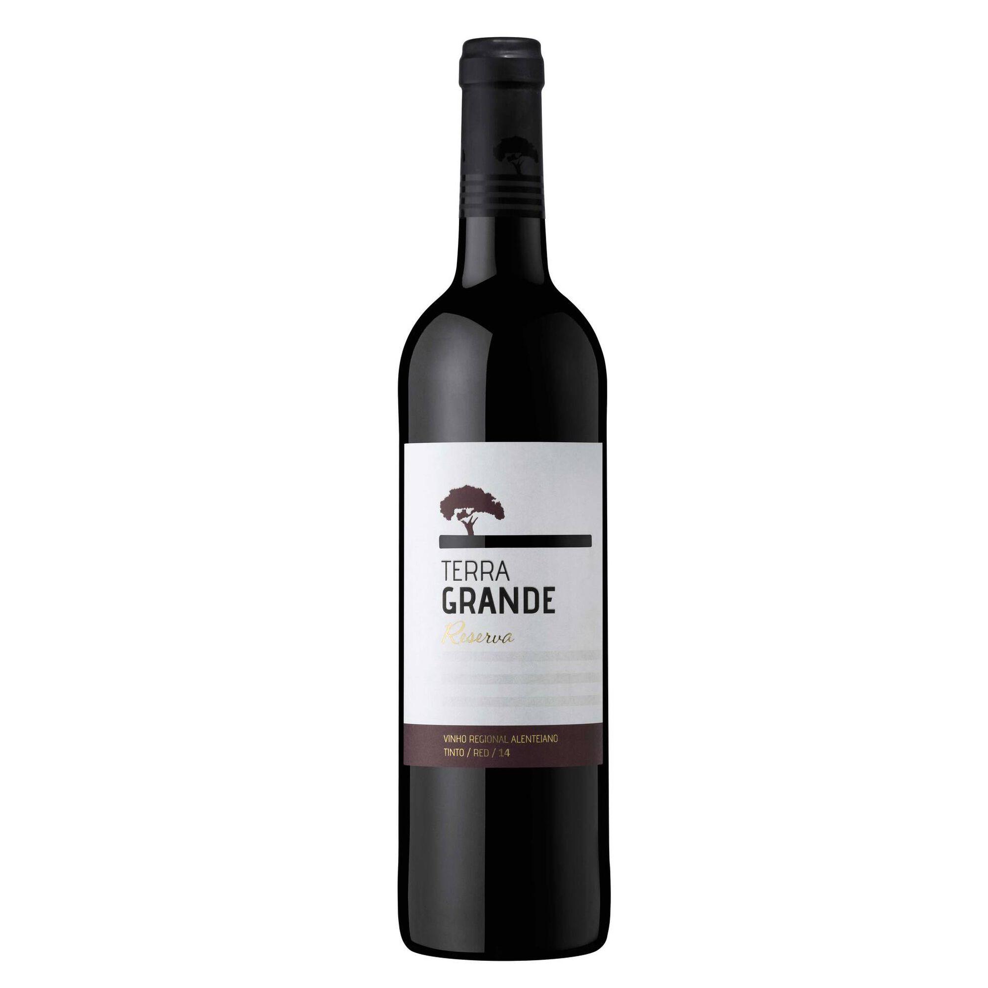 Terra Grande Reserva Regional Alentejano Vinho Tinto