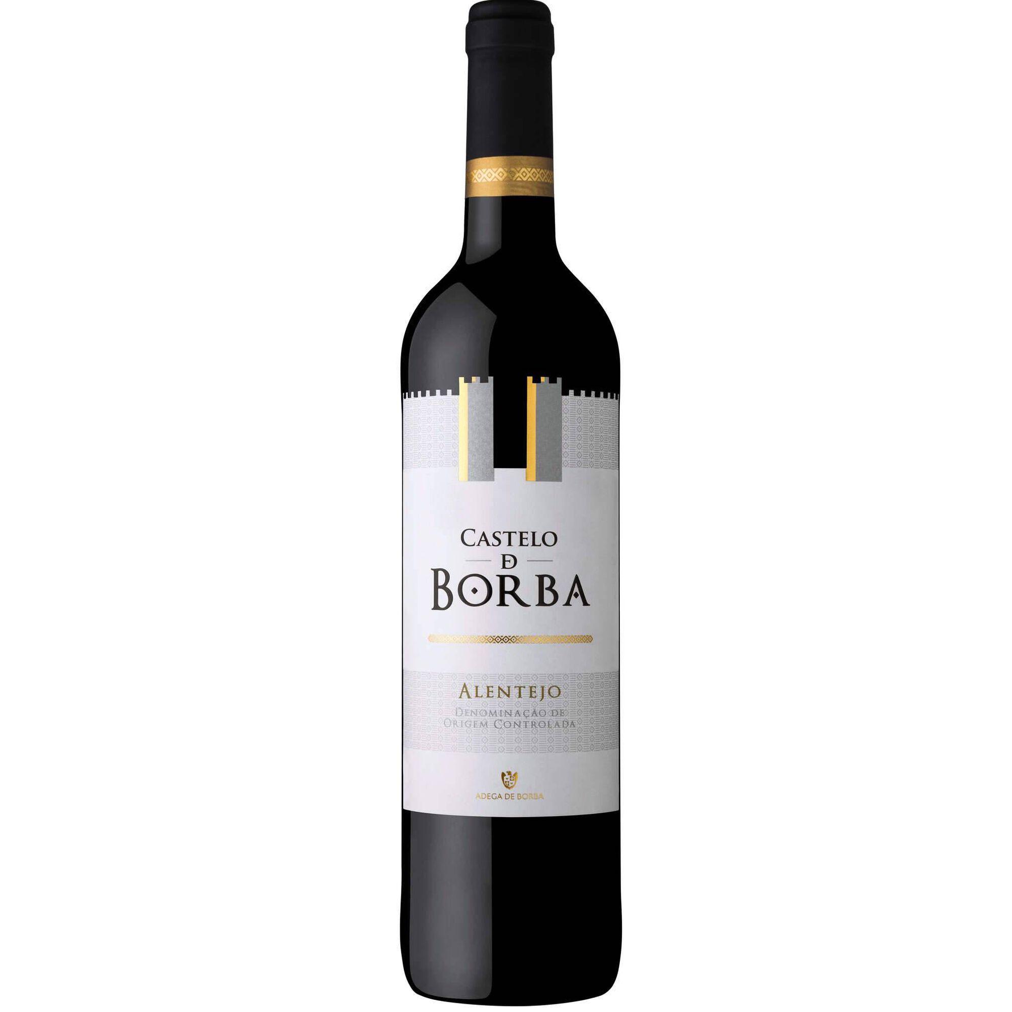 Castelo de Borba DOC Alentejo Vinho Tinto