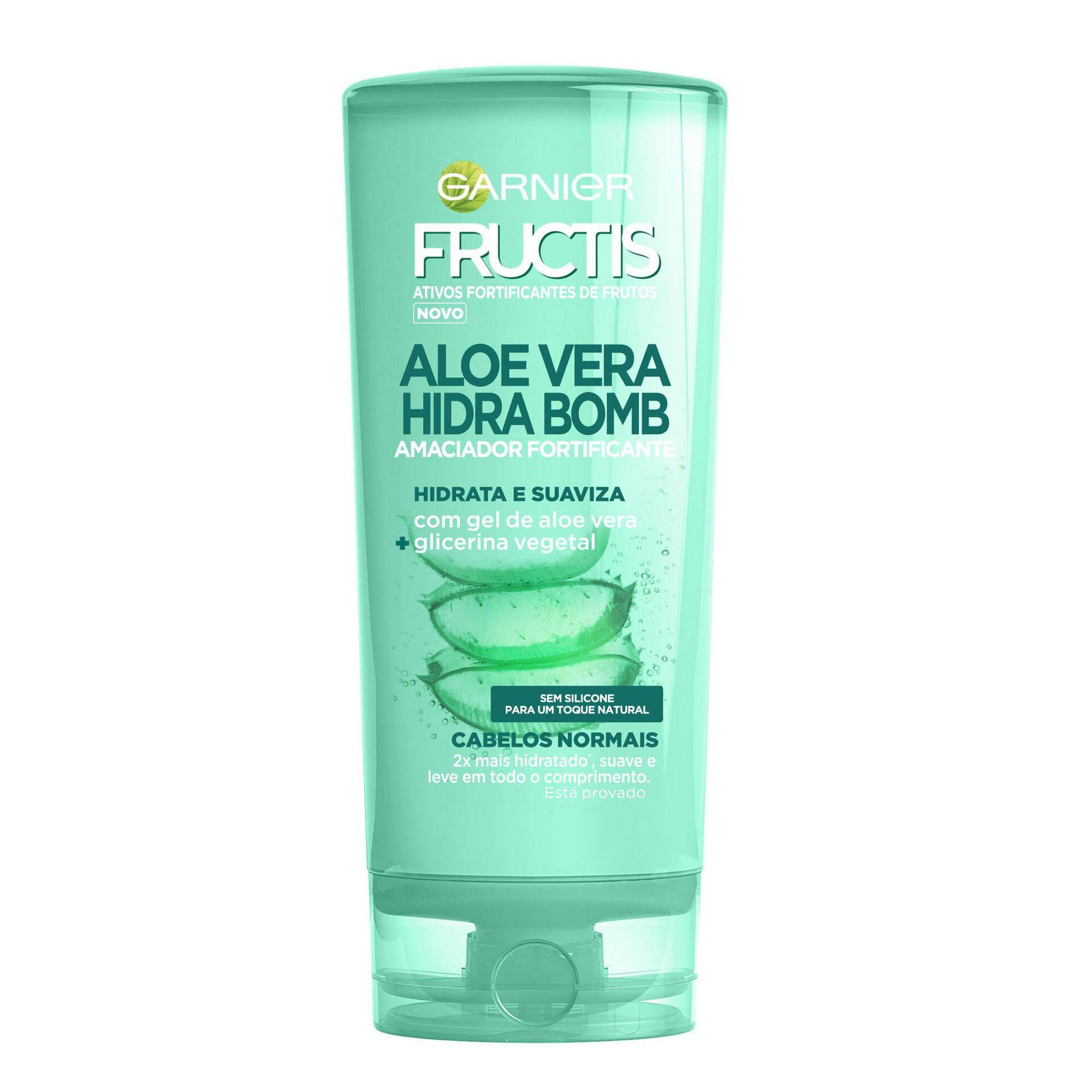 Condicionador Fructis Aloé Vera