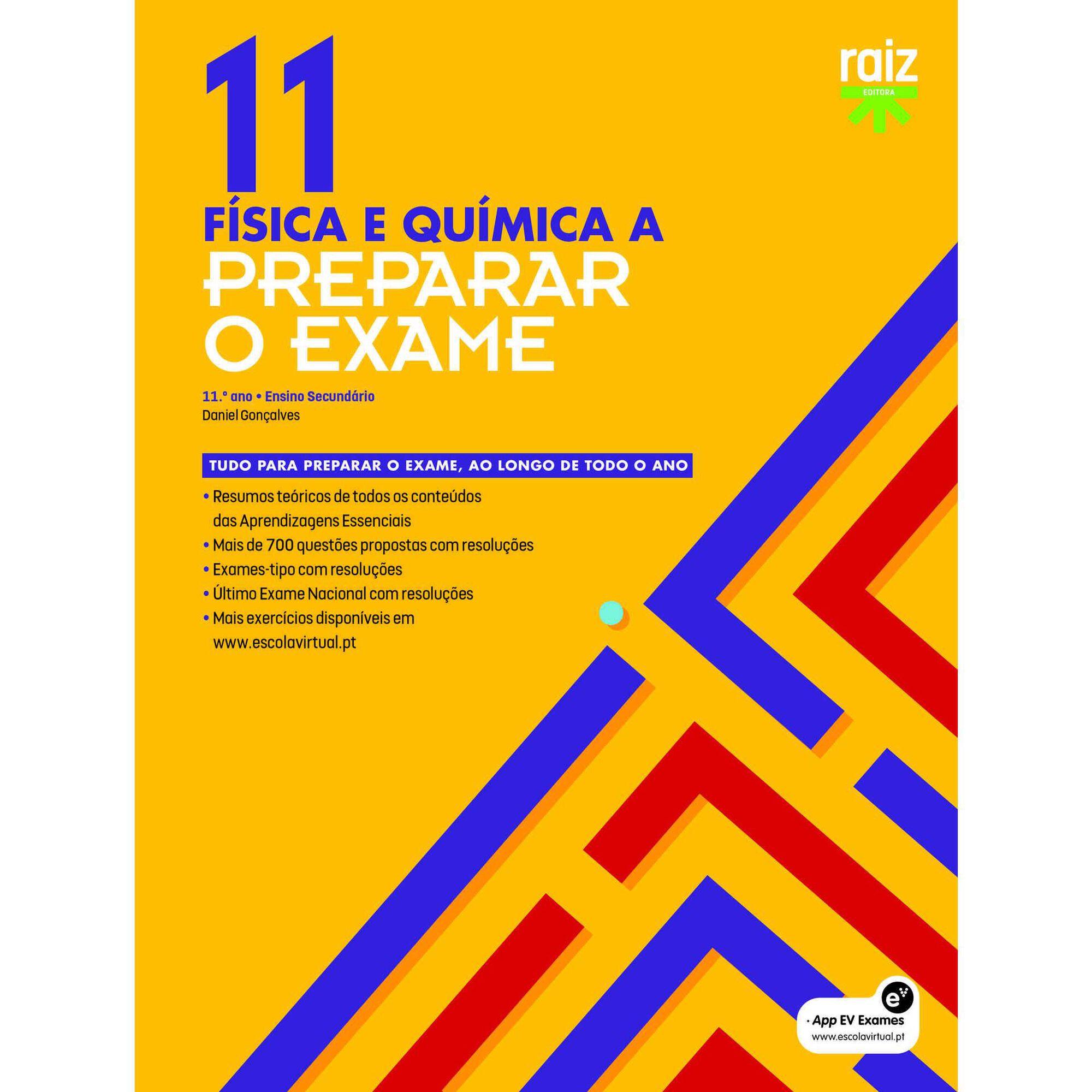 Preparar Exame - Física e Química A - 11º Ano