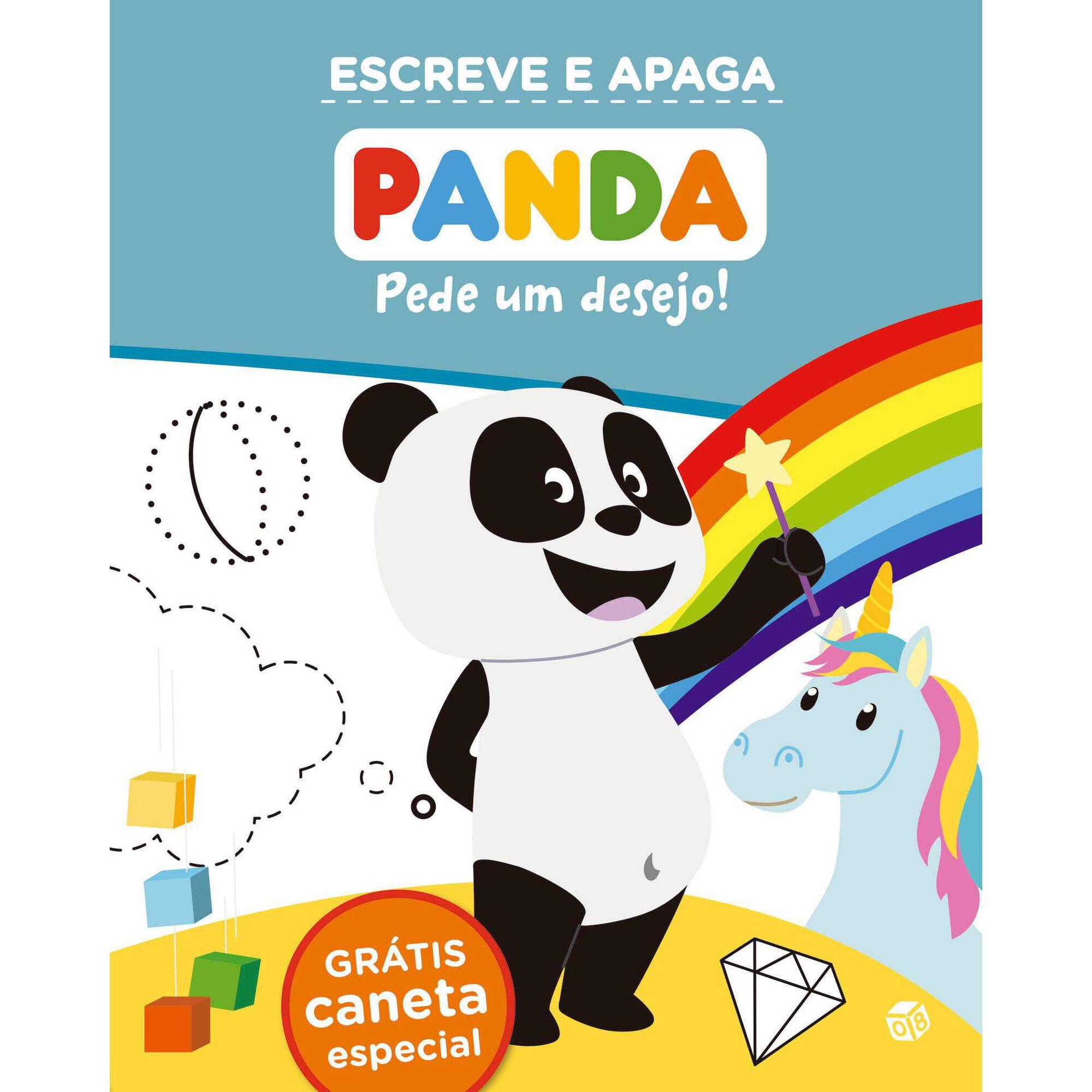 Panda - Pede um desejo!