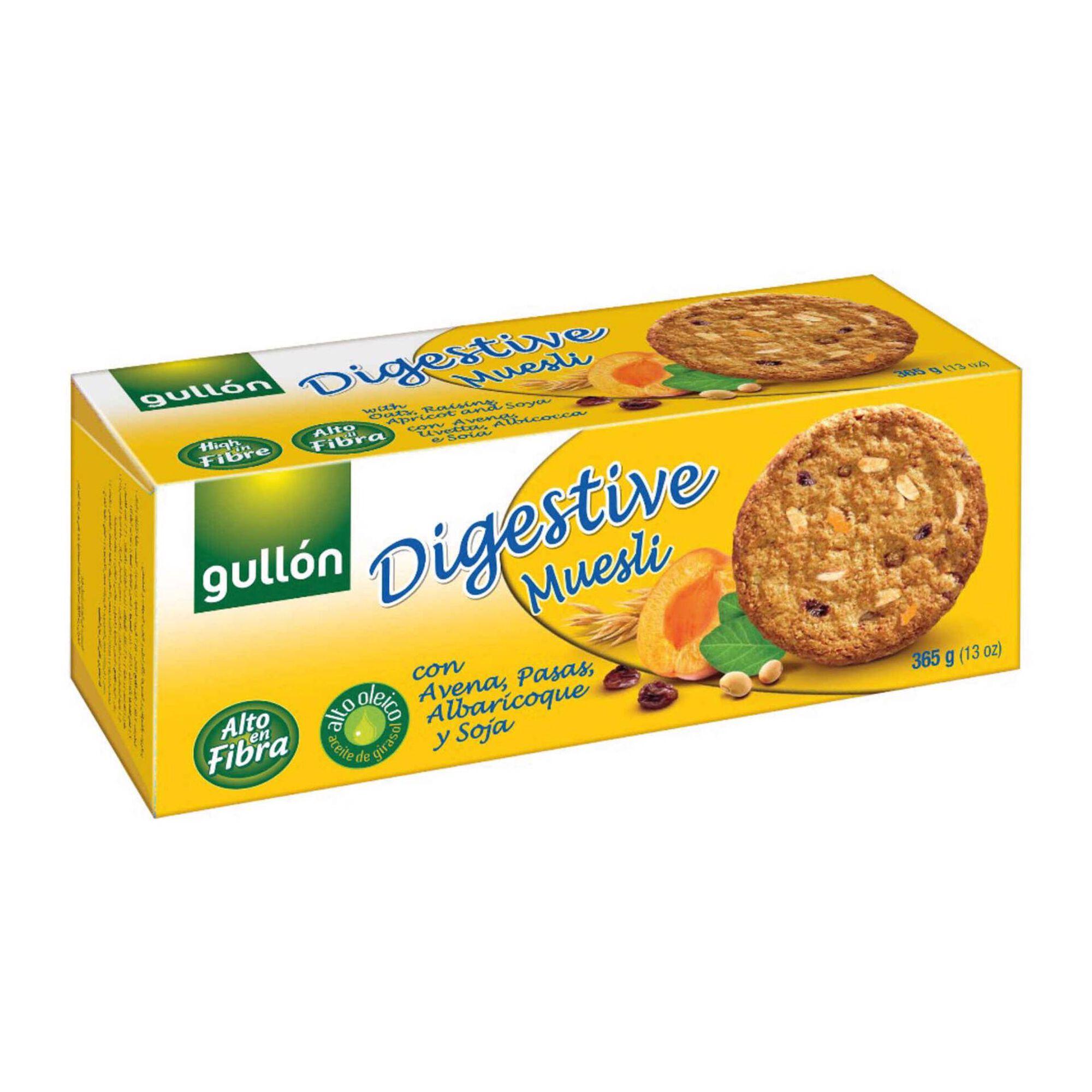 Bolachas Digestivas Muesli