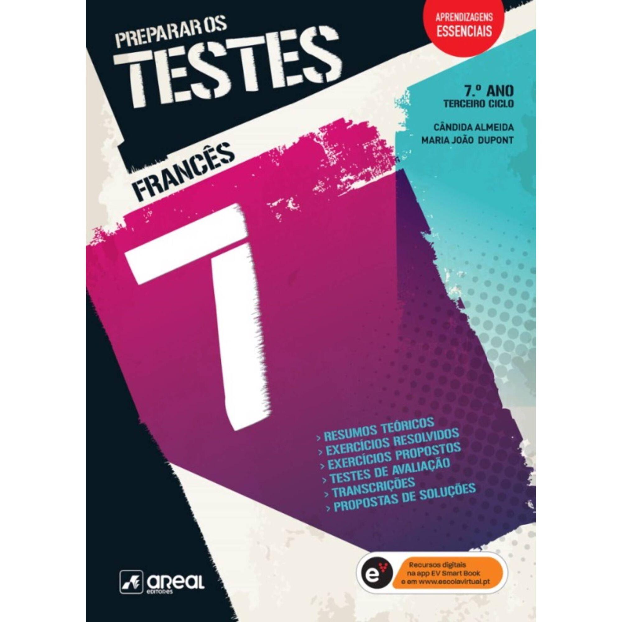 Preparar os Testes - Francês - 7º Ano