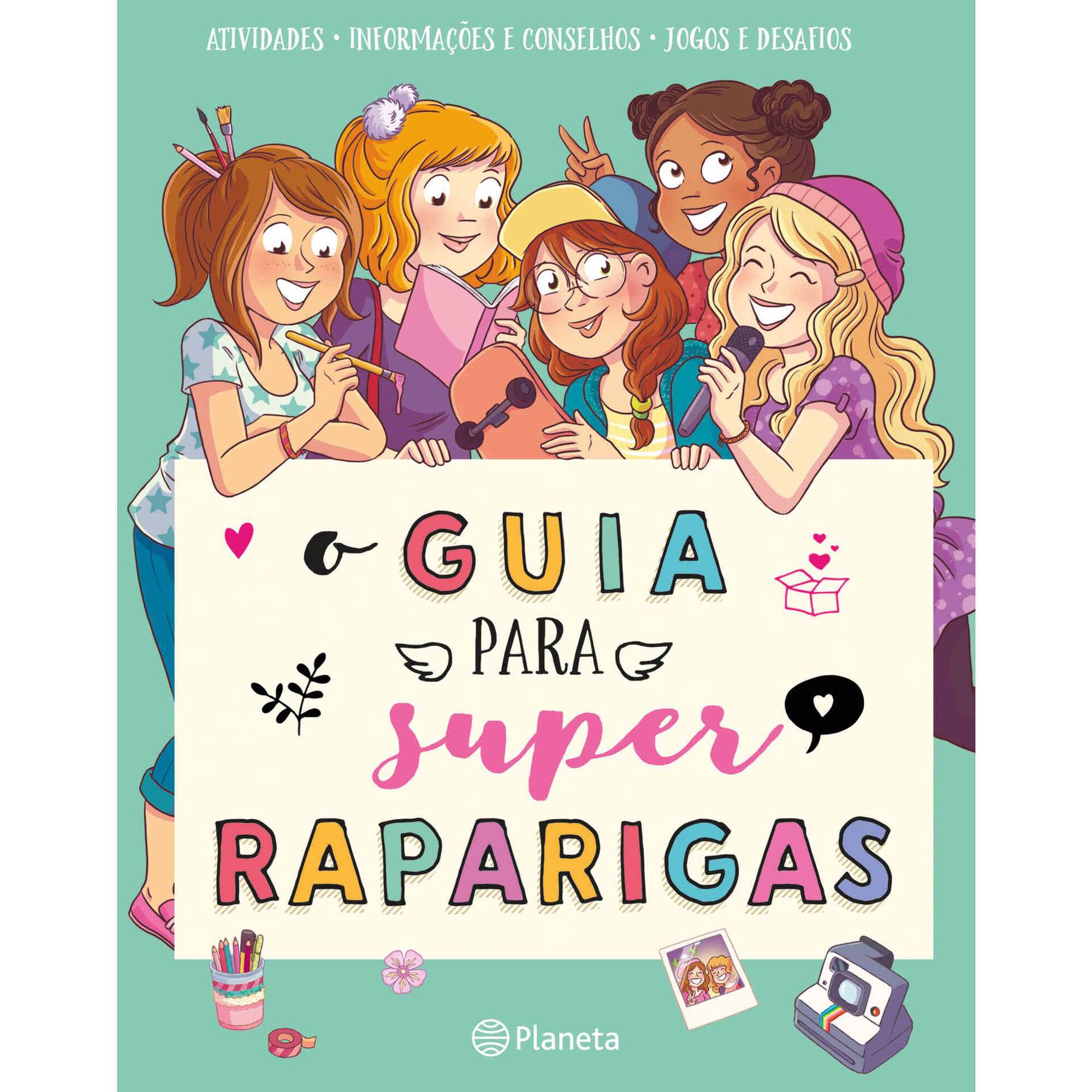 Guia das Super Raparigas