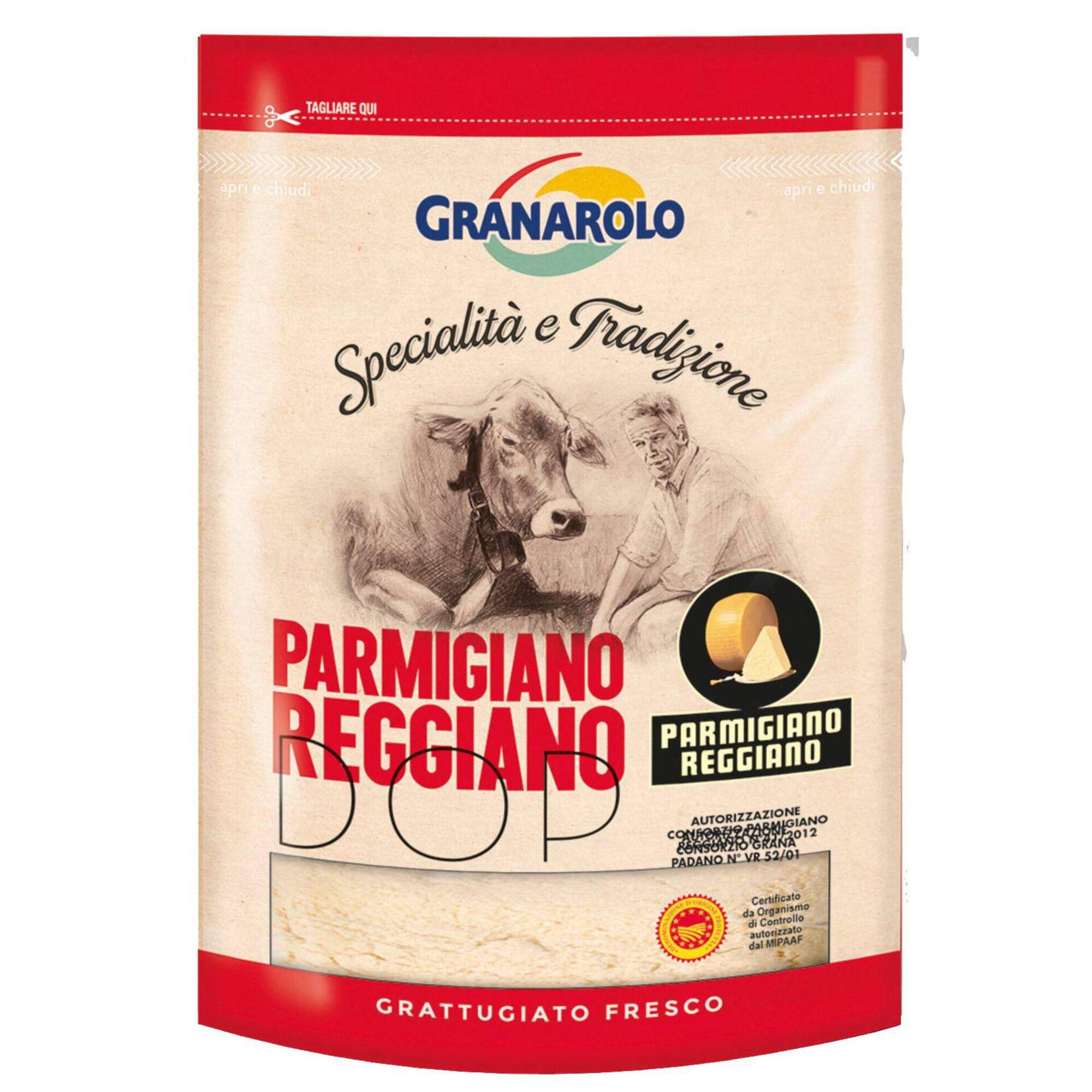 Queijo Parmigiano Reggiano DOP Ralado