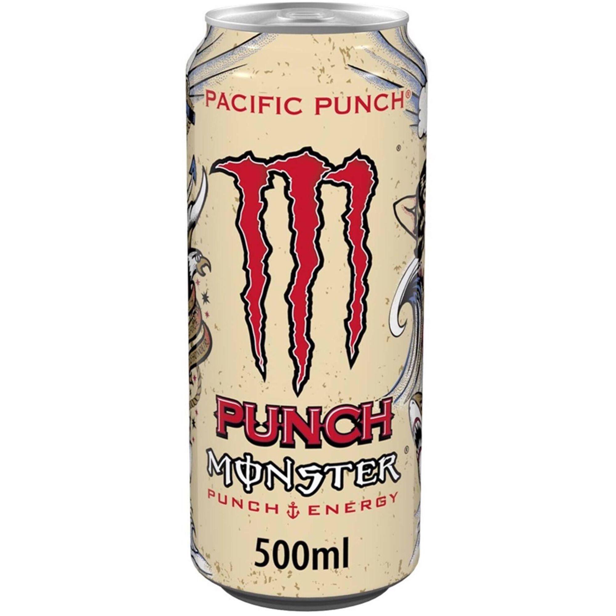 Bebida Energética Pacific Punch