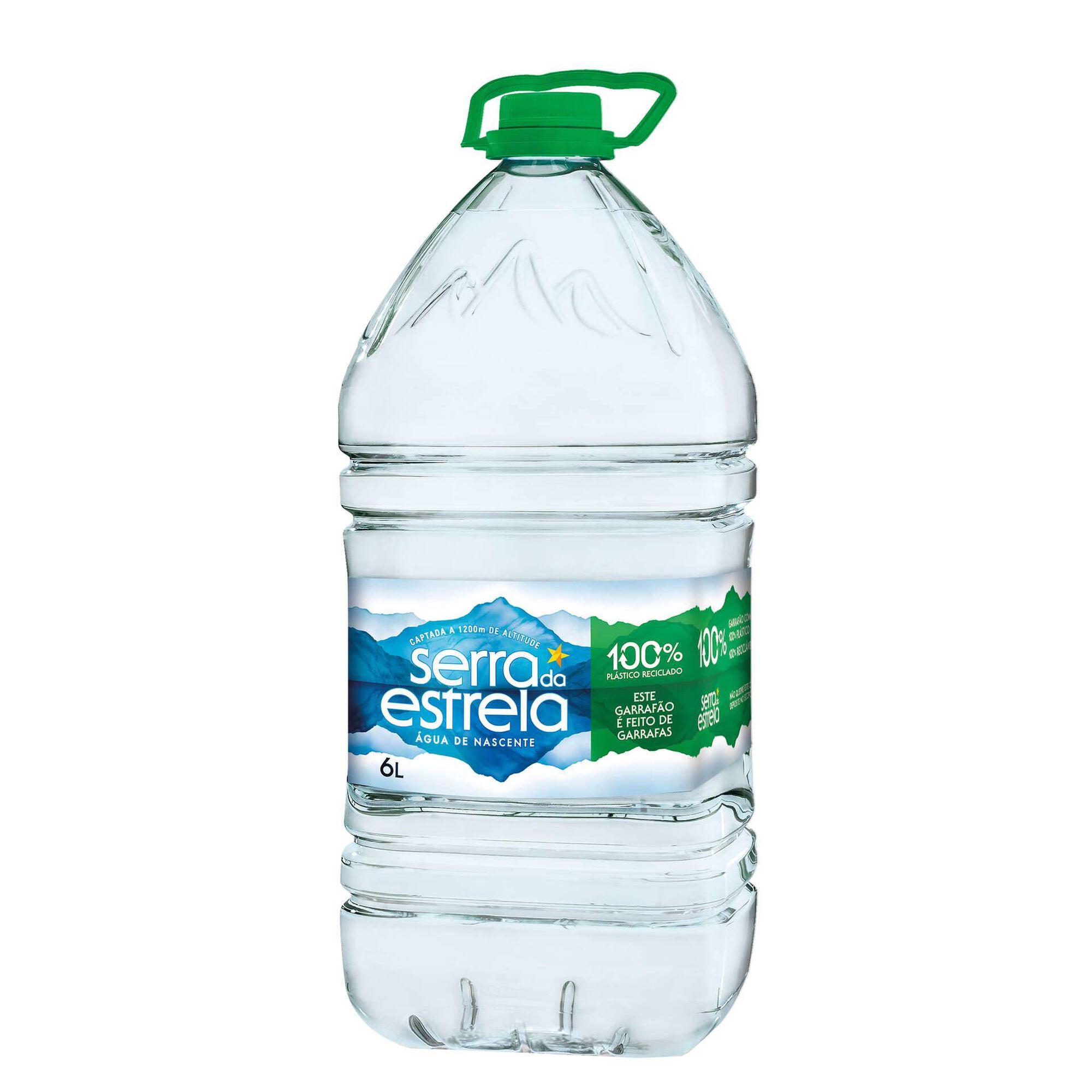 Água sem Gás Garrafão