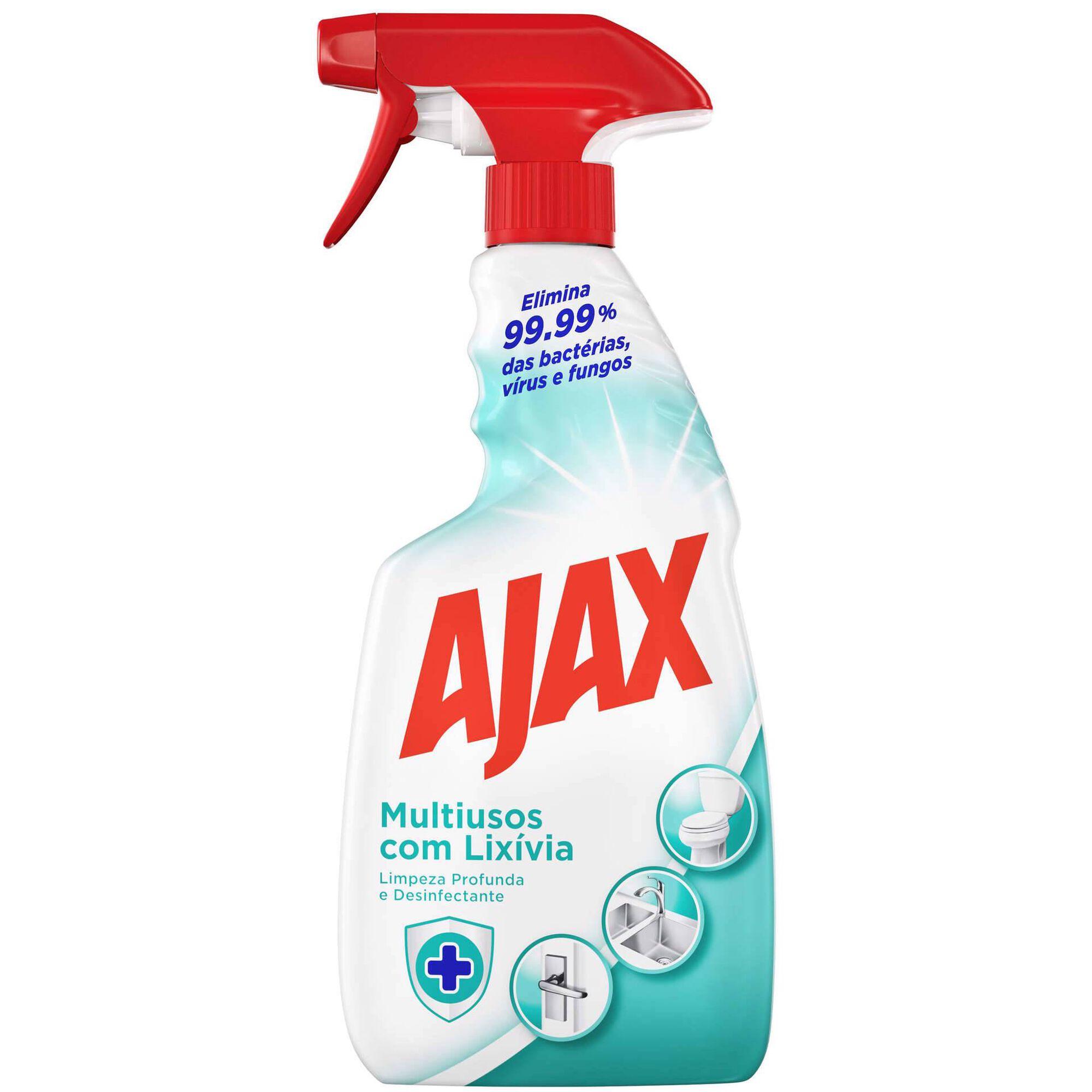 Desinfetante Spray Optimal 7 Lixívia