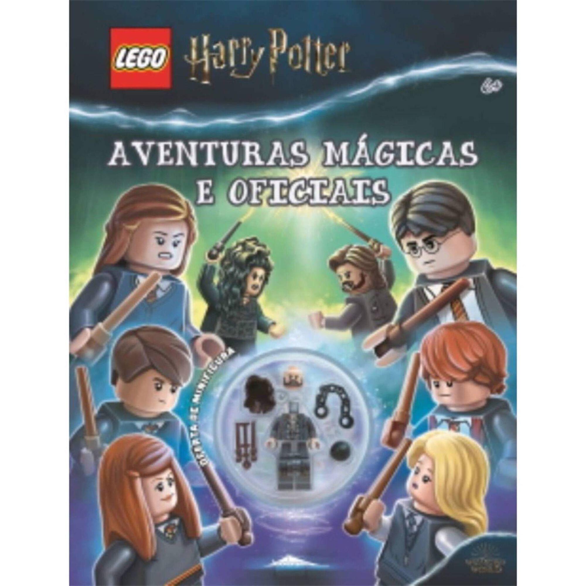 LEGO Harry Potter - Aventuras Mágicas e Oficiais