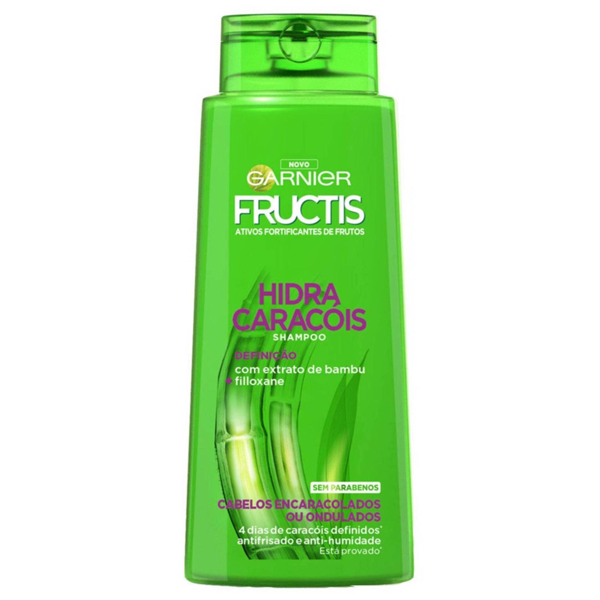 Champô Fructis Hidra Caracóis