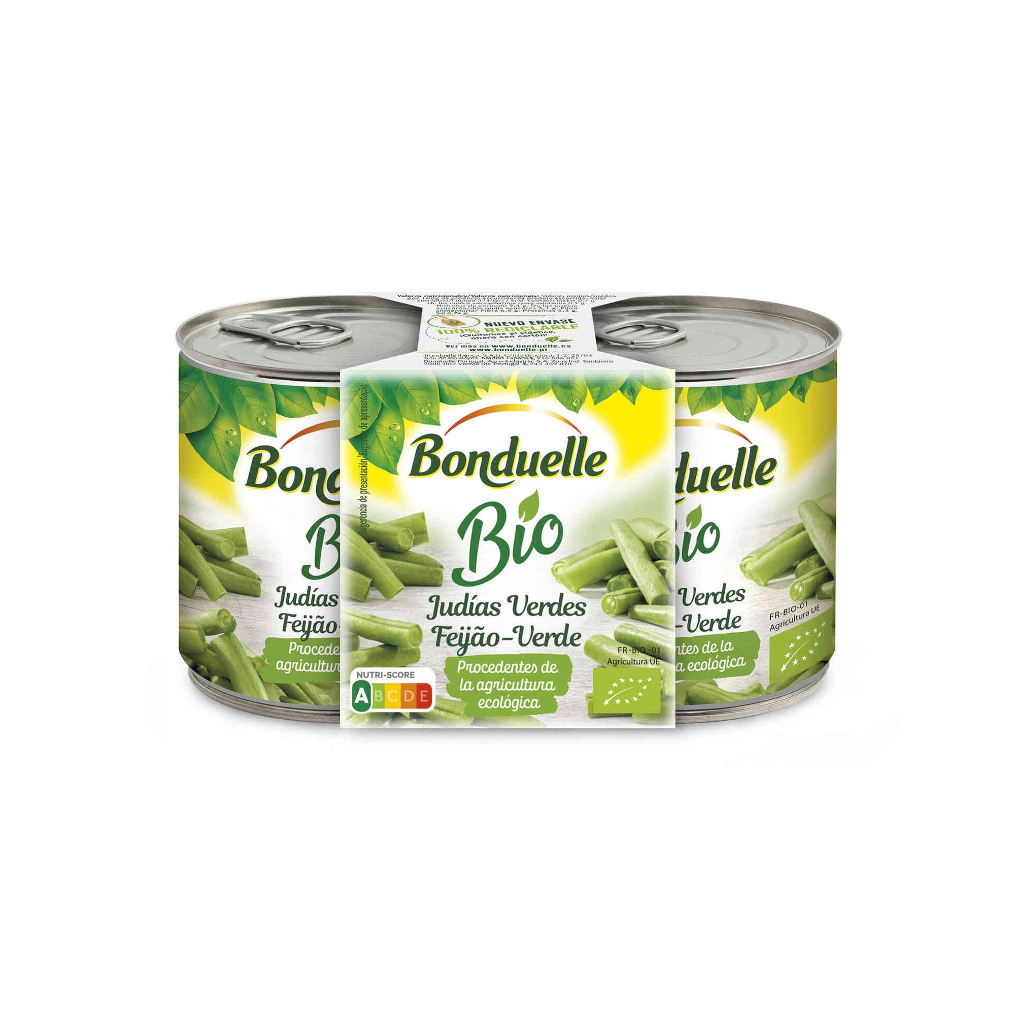 Feijão Verde Cozido Bio