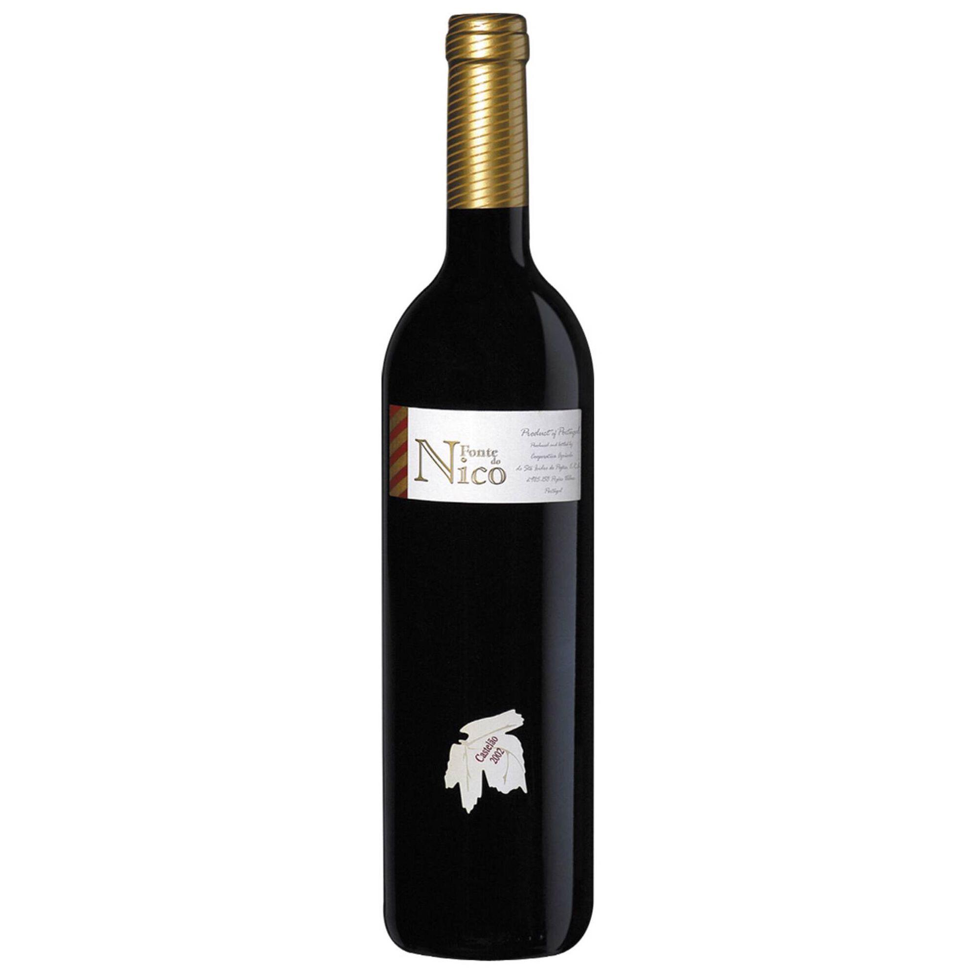 Fonte do Nico Regional Península de Setúbal Vinho Tinto
