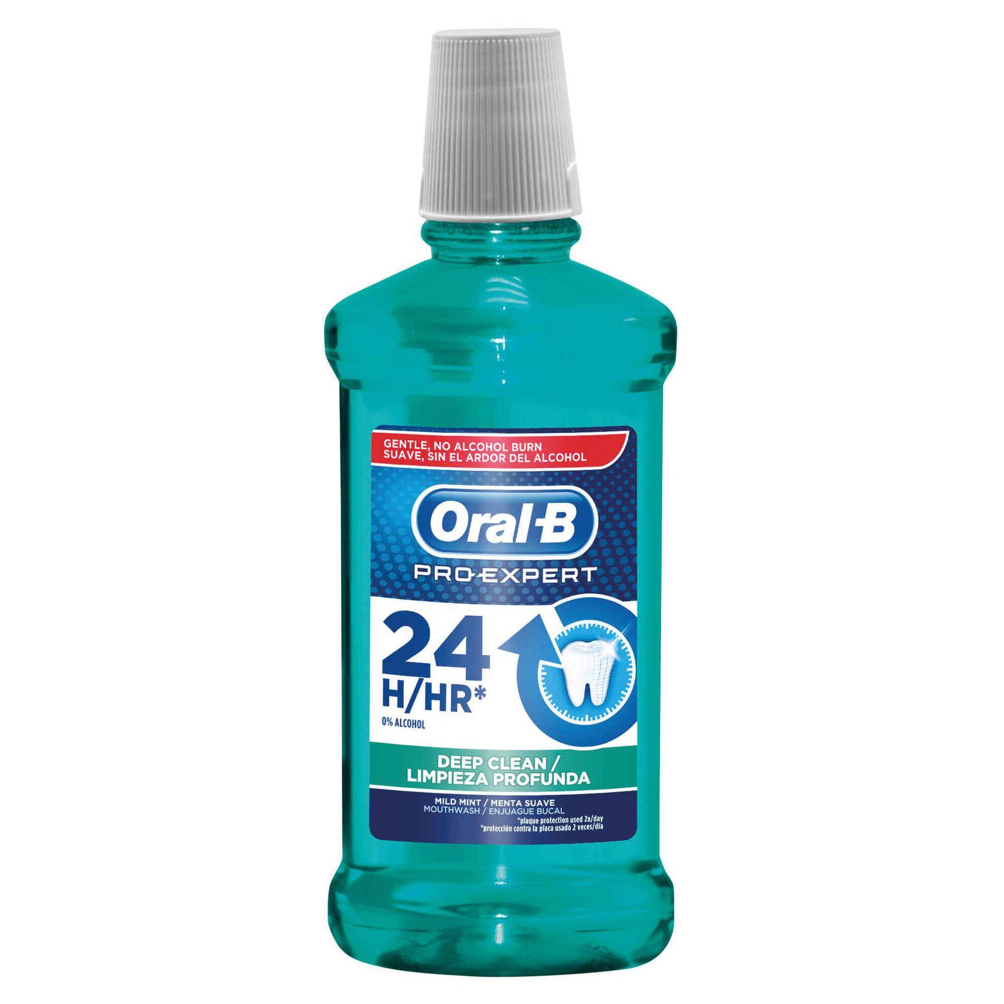 Elixir Bucal Pro-Expert Limpeza Profunda