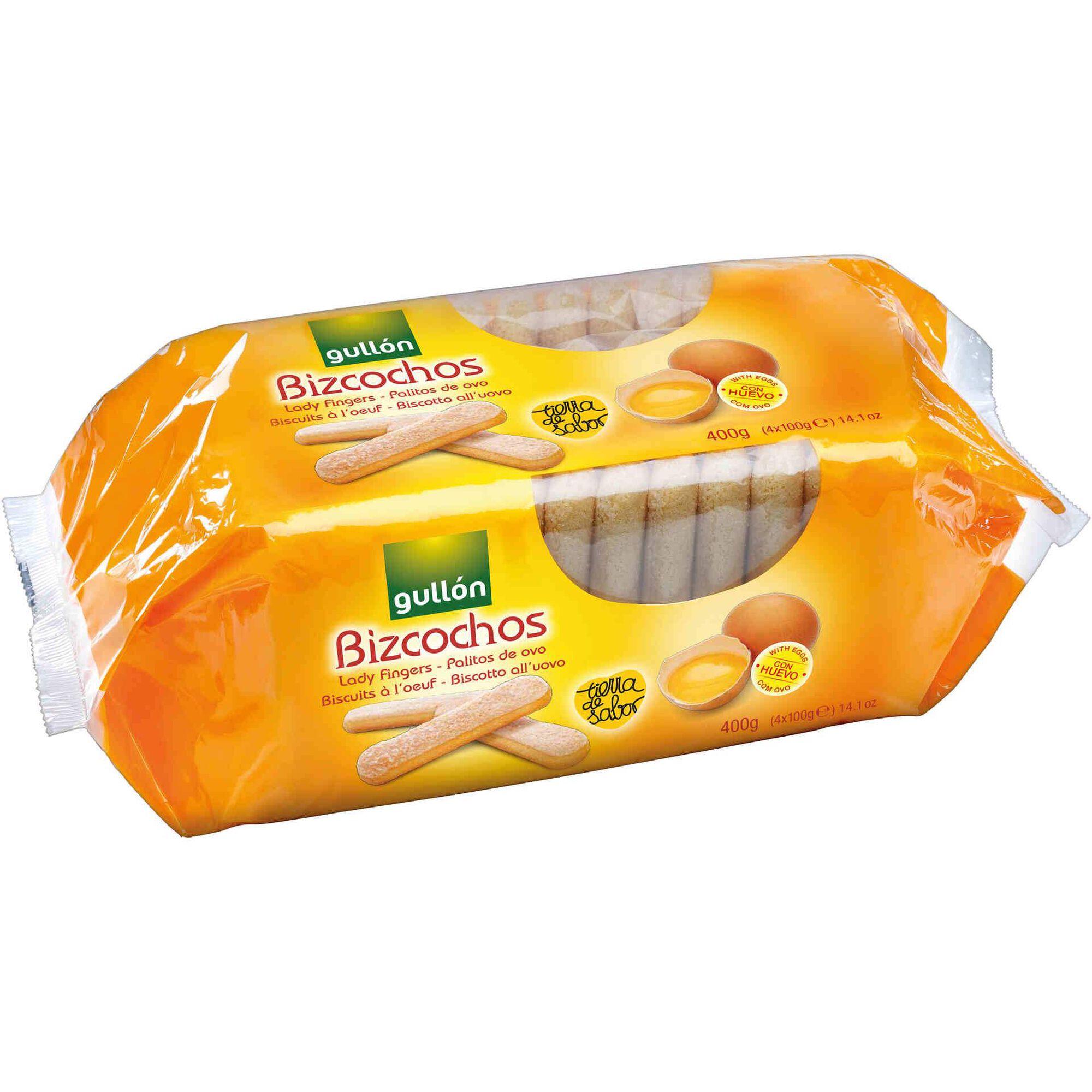 Biscoitos Champanhe