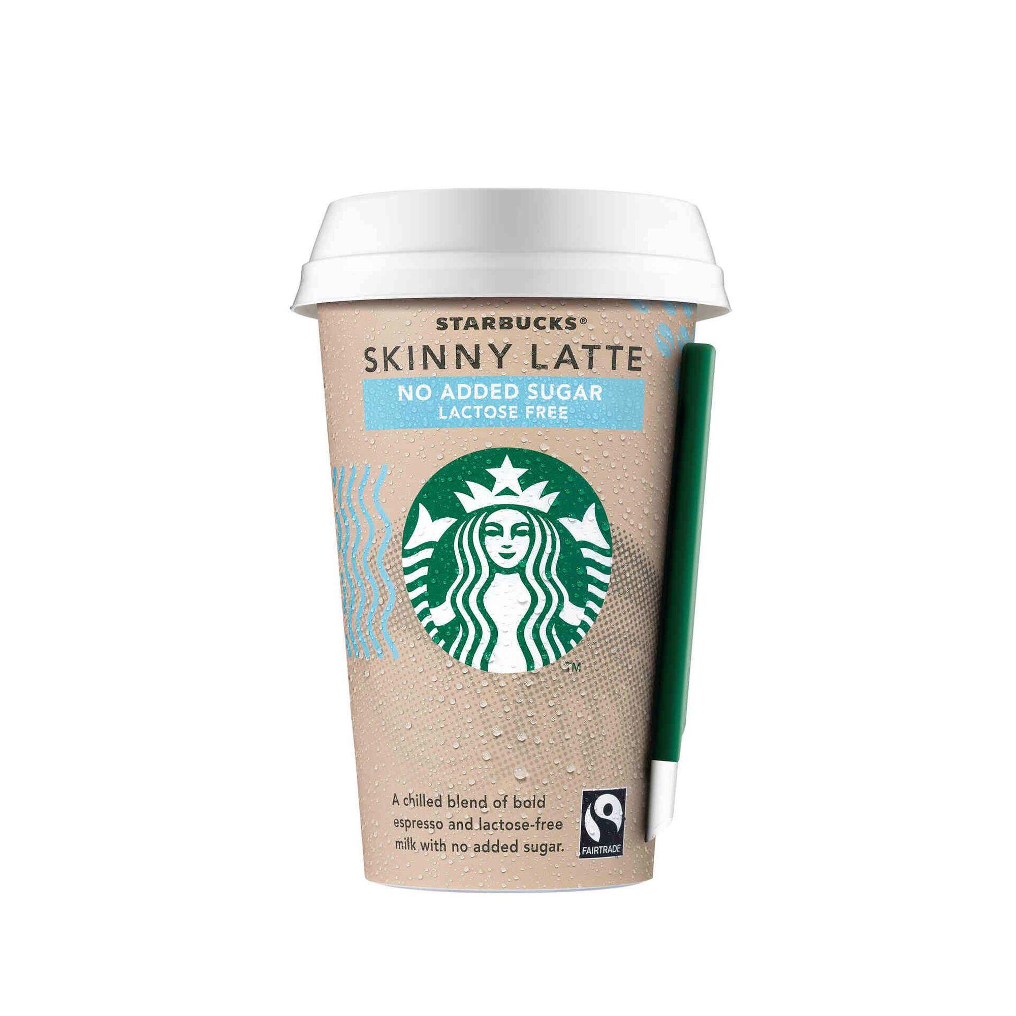 Café Skinny Latte sem Lactose